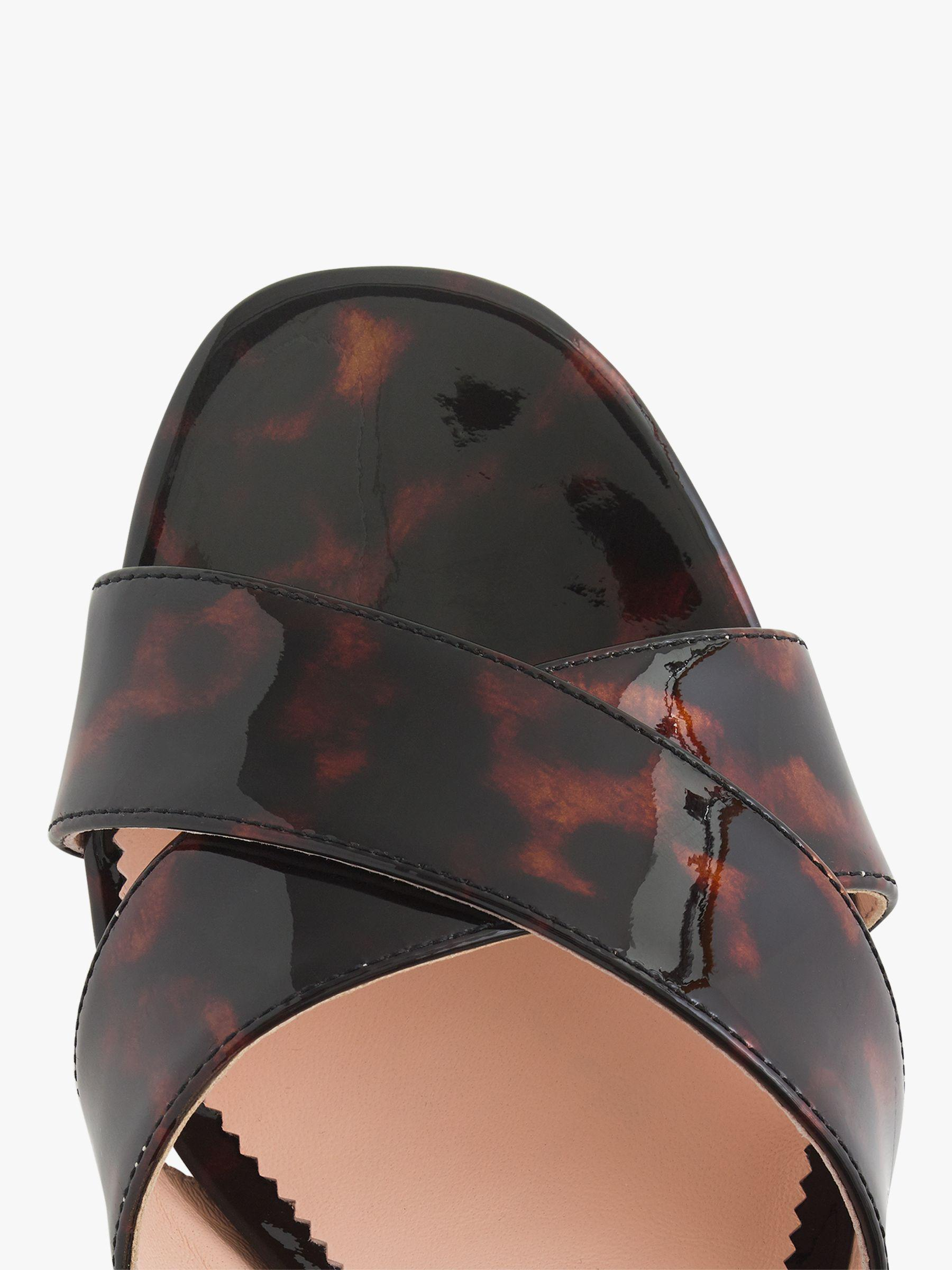 j crew tortoise penny sandals