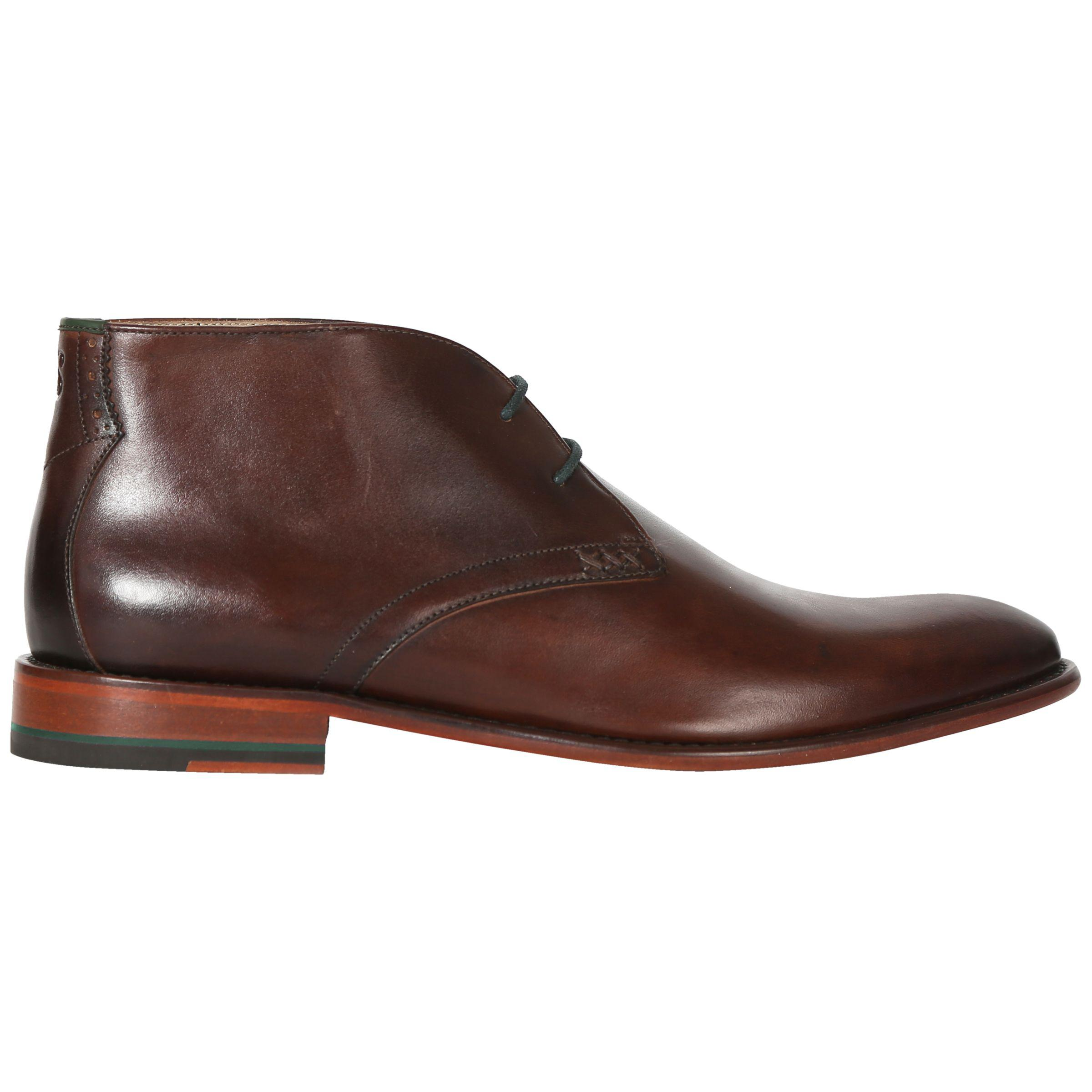 bf503420fb1 Oliver Sweeney Brown Waddell Derby Ankle Boots for men