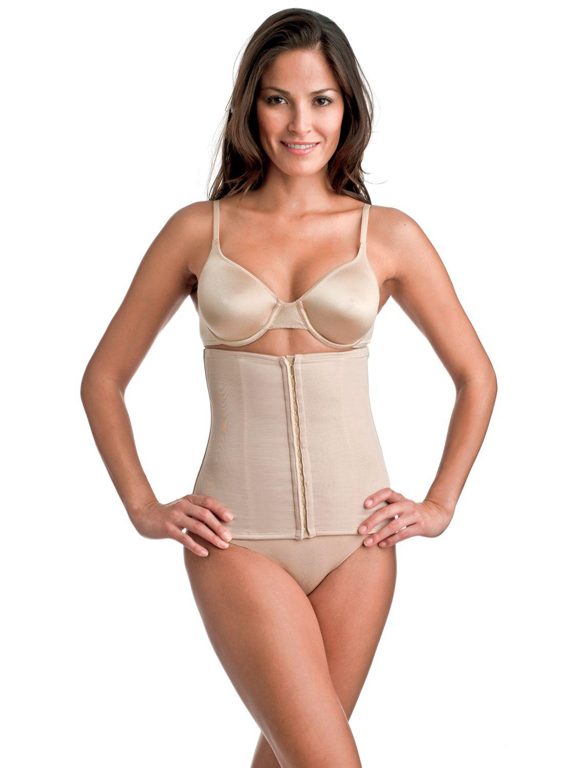 1a934fa34a Miraclesuit Waist Cincher in Natural - Lyst