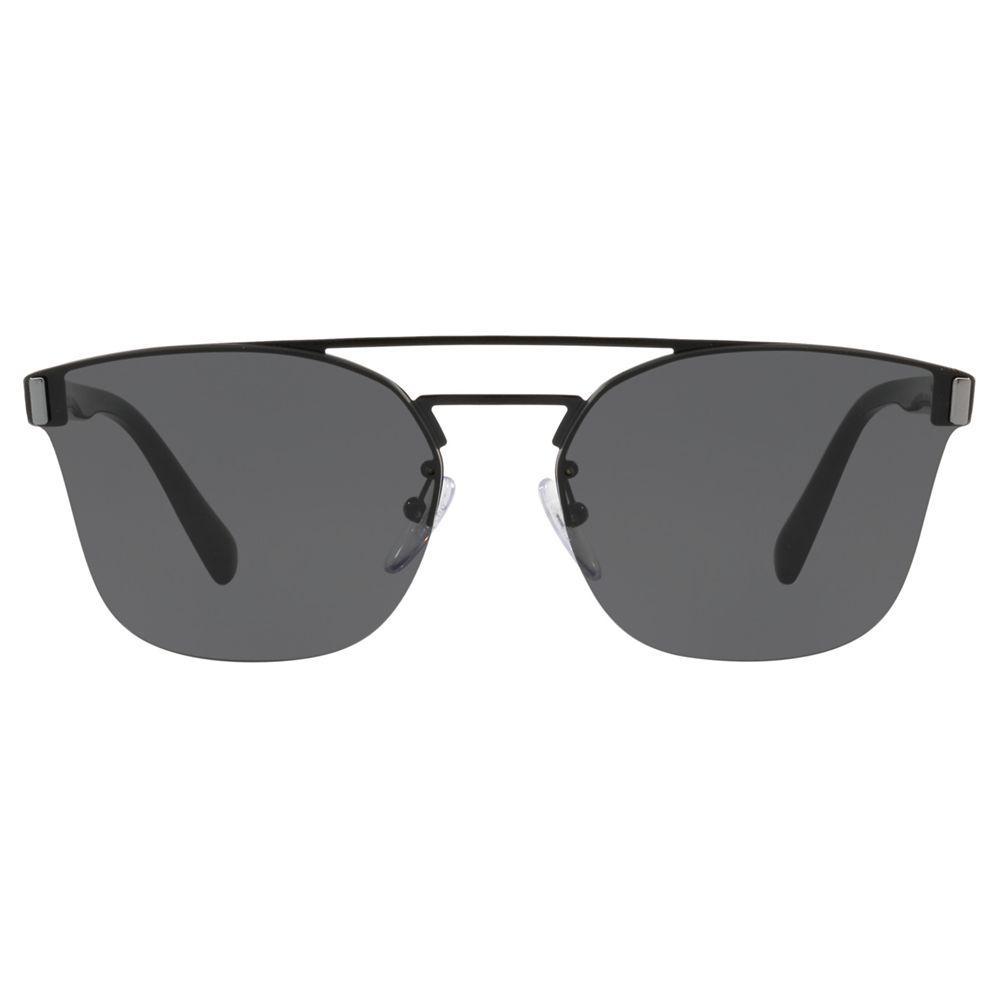 Prada Pr 67ts Women's Square Sunglasses in Black for Men