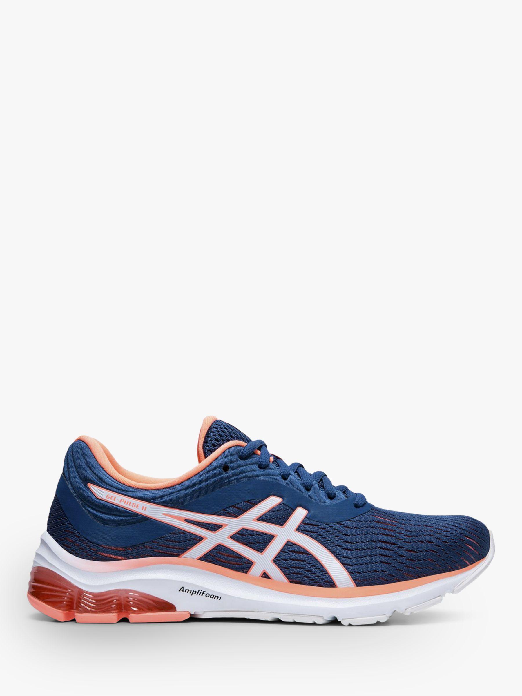 Blue Sdcqrxth Women's Running 11 Pulse Gel Shoes CshdxtQrB