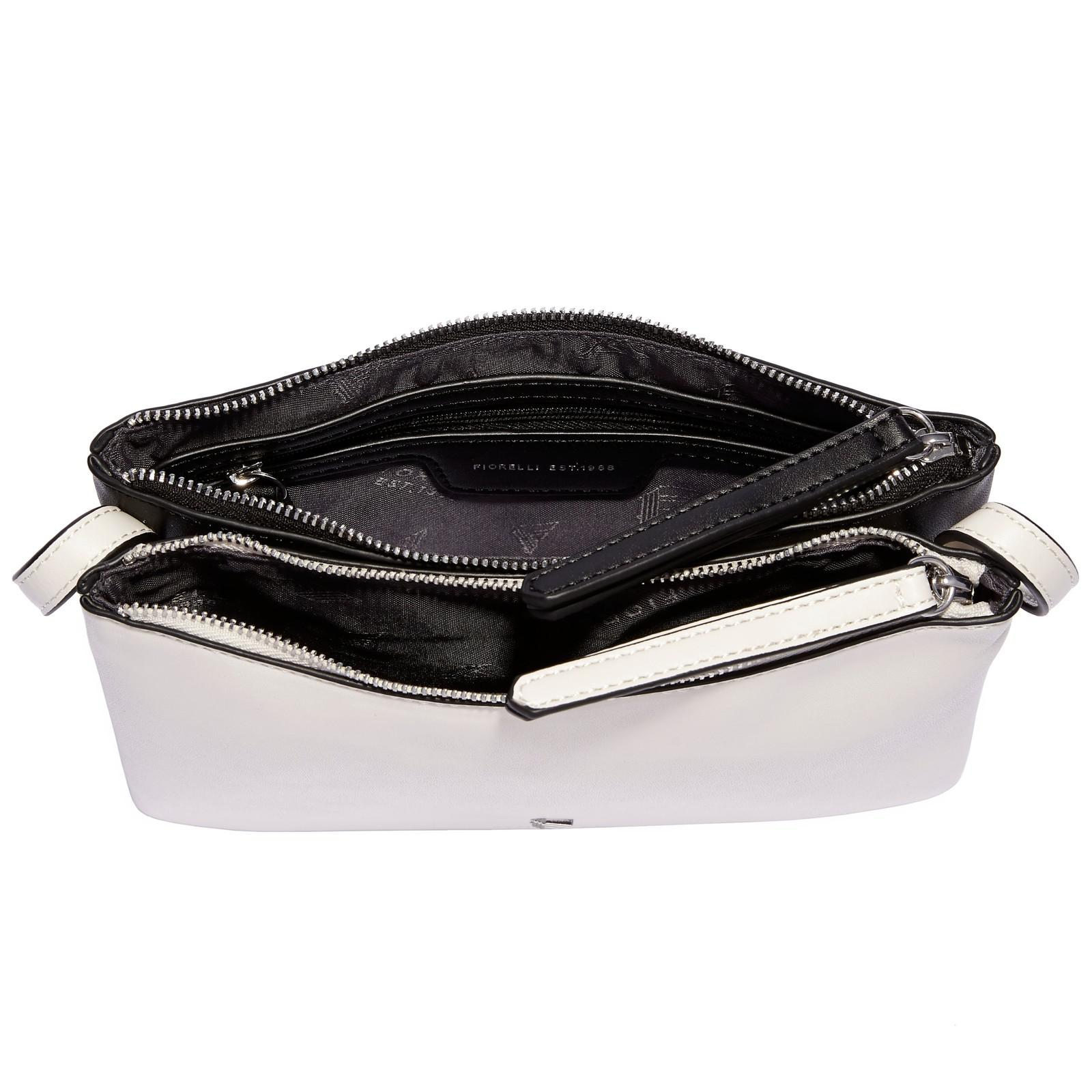 Fiorelli Synthetic Bunton Double Compartment Cross Body Bag
