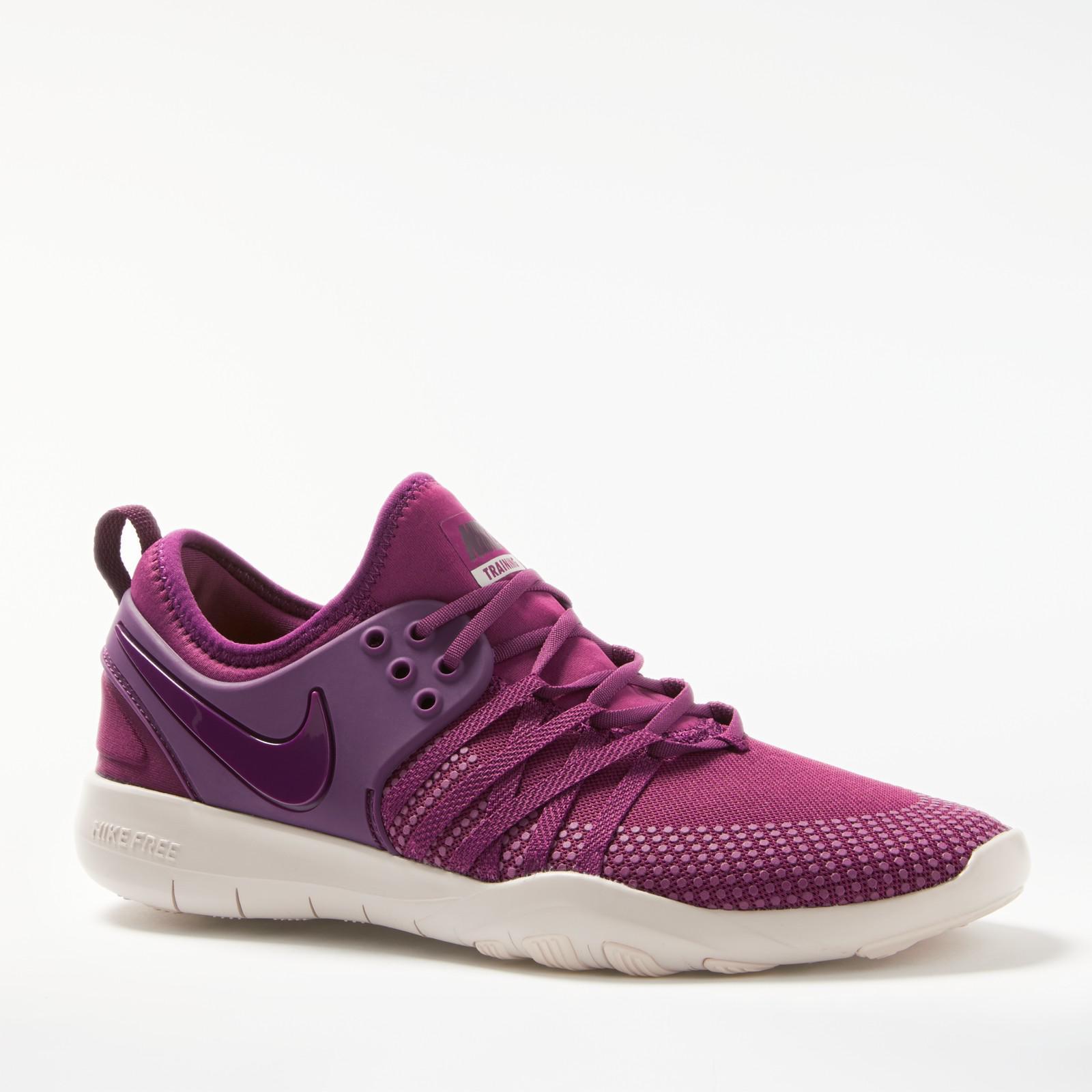 Nike Rubber Women's Free Tr 7 Training Sneakers From Finish Line in Purple