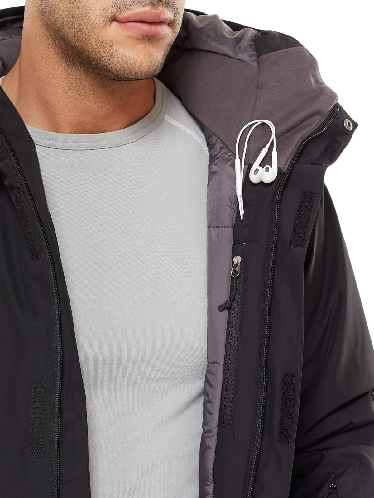 The North Face Synthetic Descendit Waterproof Men's Jacket in Black for Men