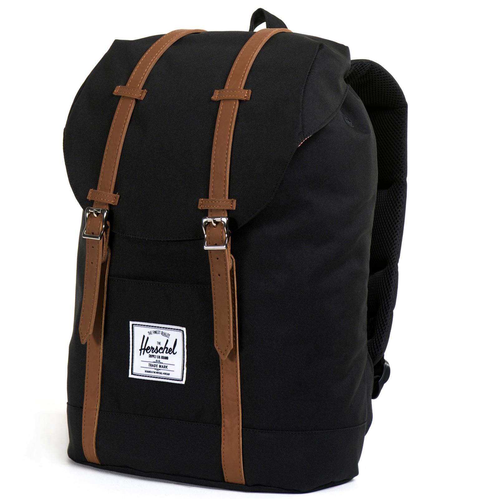 Herschel Supply Co. Synthetic Retreat Backpack in Black for Men