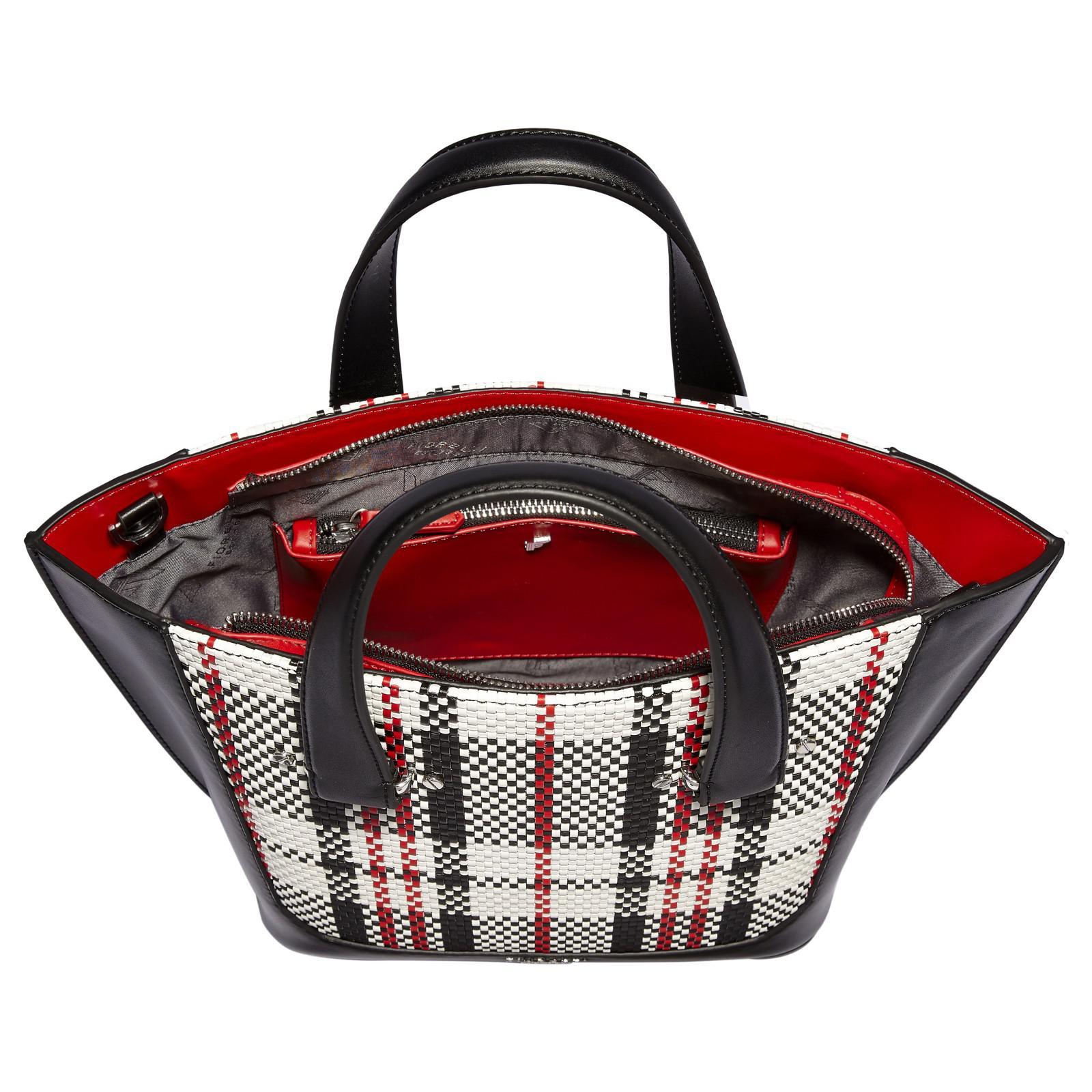 Fiorelli Synthetic Tisbury Mini Tote Bag in Red