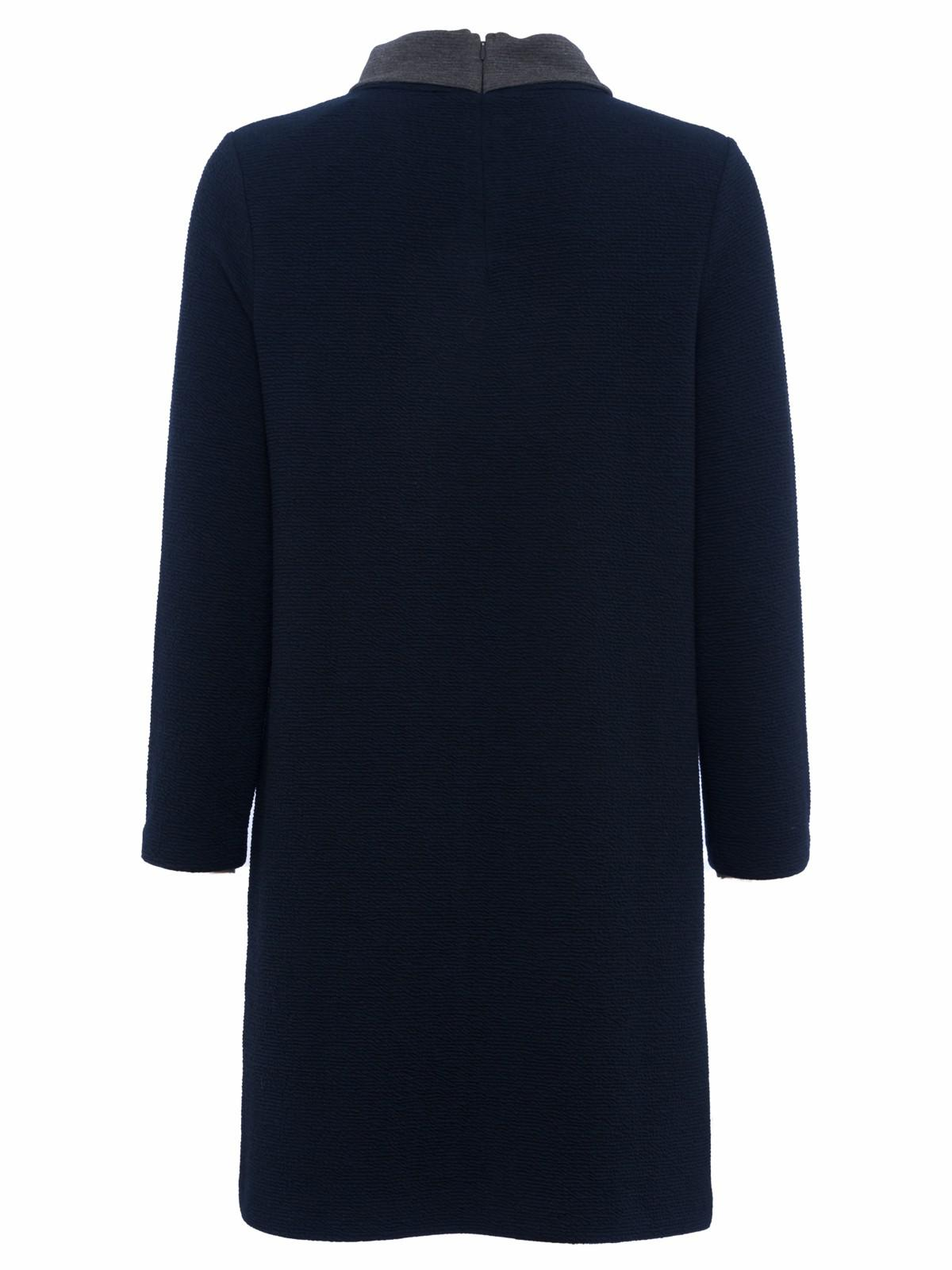 French Connection Synthetic Ellen Tunic in Blue