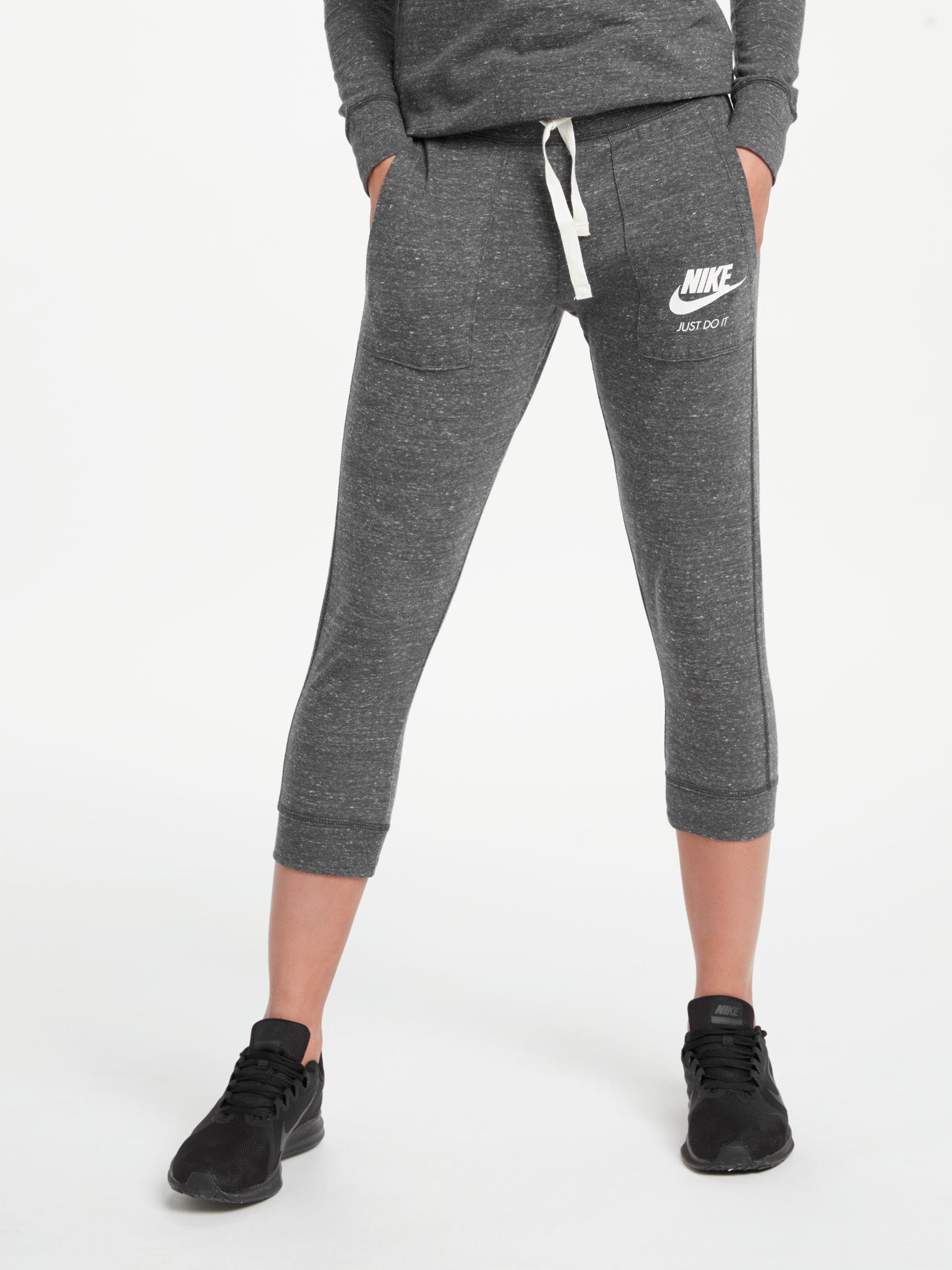 Nike Sportswear Vintage Capris in Gray - Lyst 7a2479e9e2863