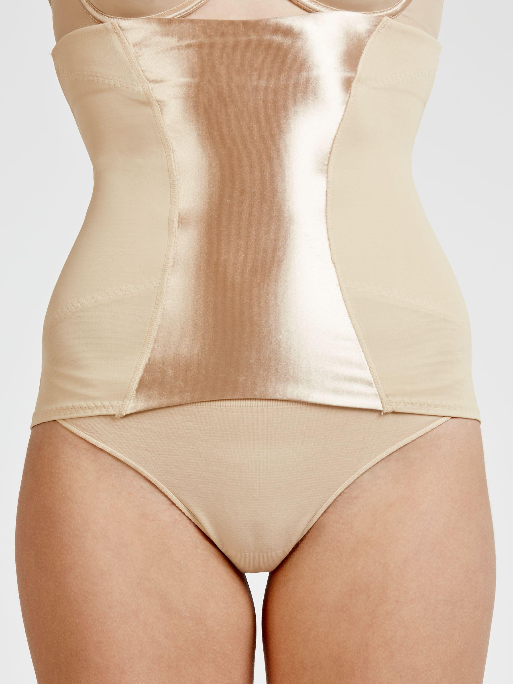 f3d9a561e34 Maidenform Easy Up Waist Nipper in Natural - Lyst