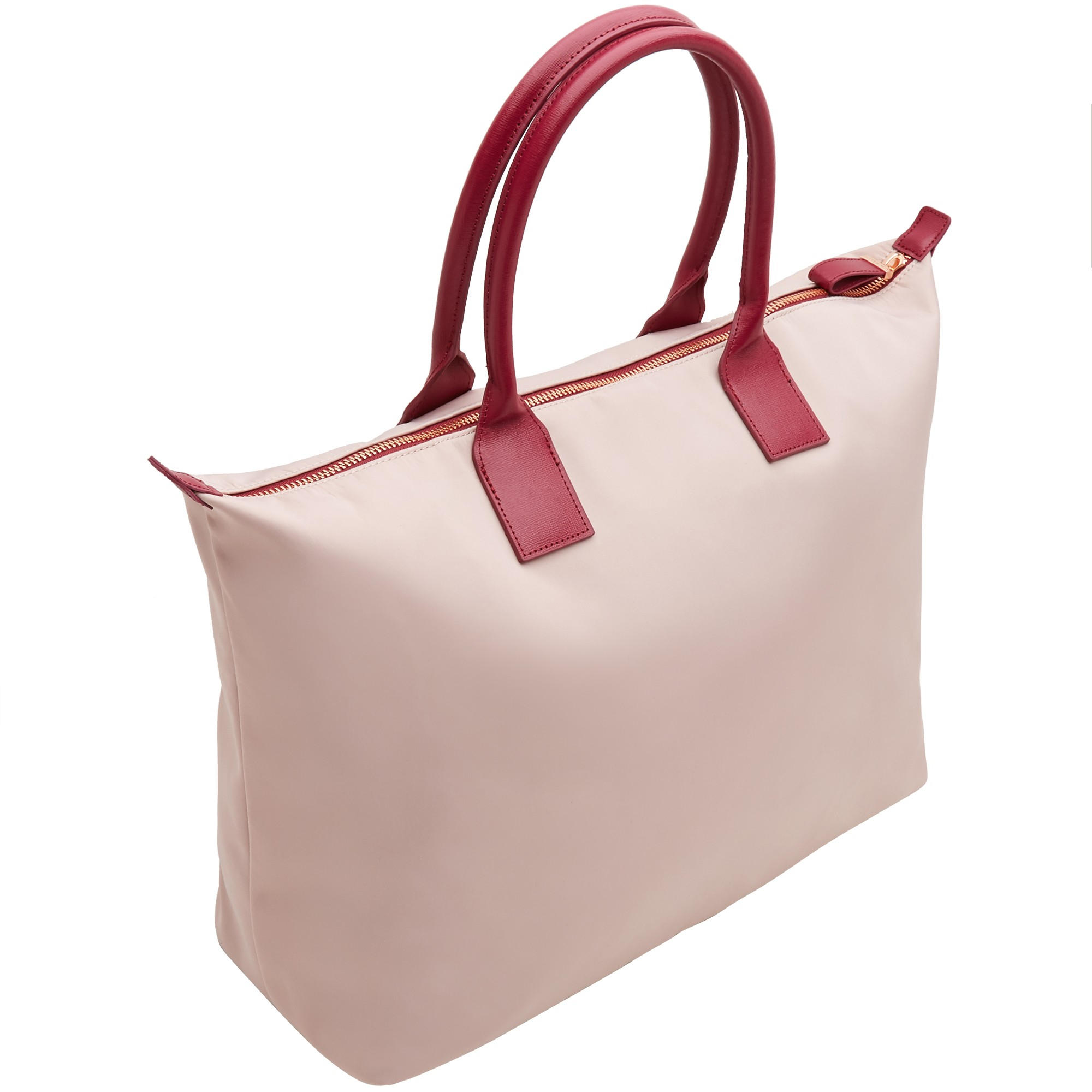 Ted Baker Synthetic Carmen Classic Large Tote Bag in Nude Pink (Pink)