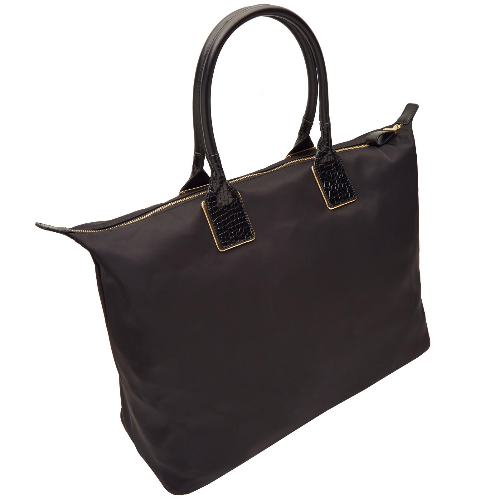 Ted Baker Synthetic Anica Tote Bag in Black