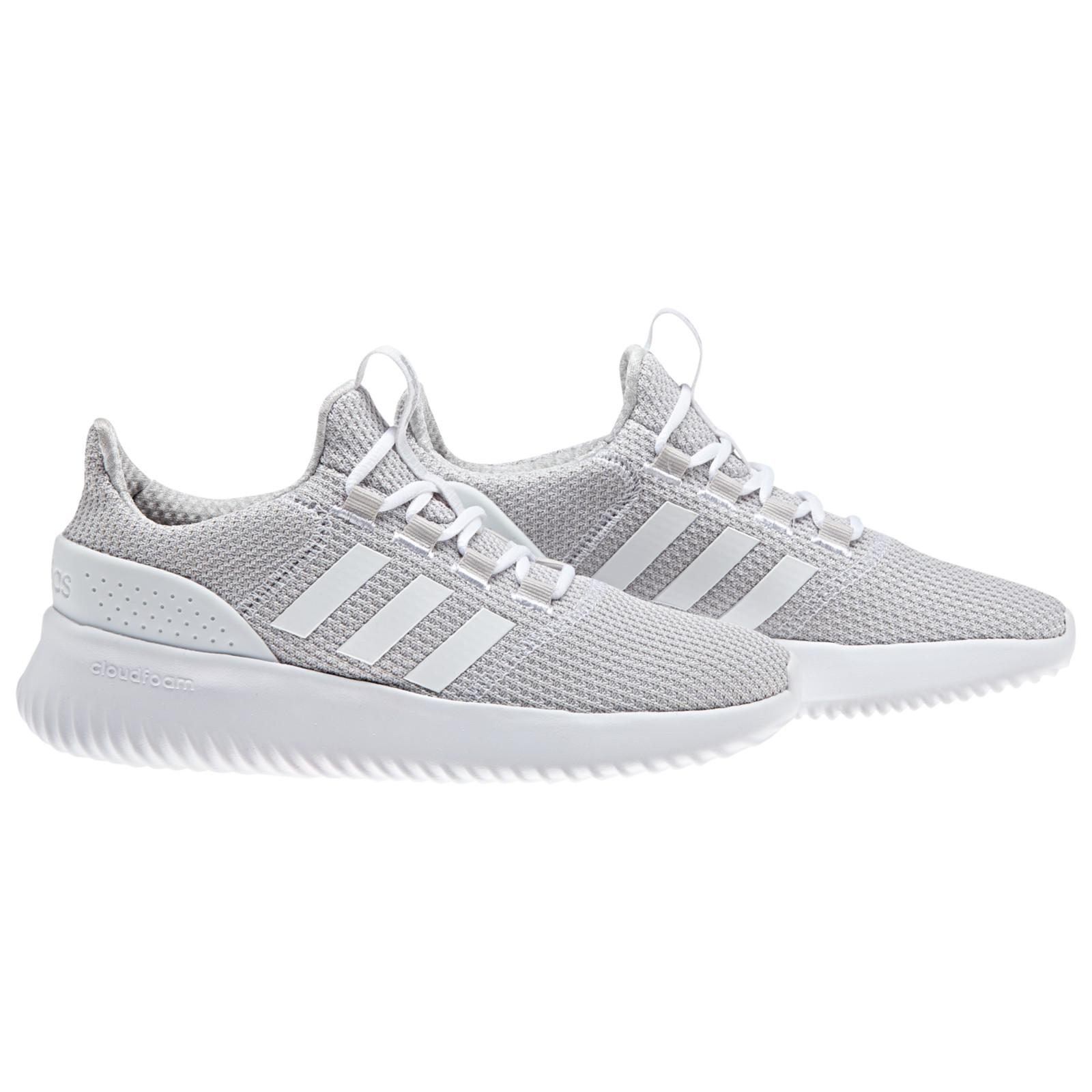 adidas Cloudfoam Ultimate Women s Trainers in Gray - Lyst 064c51f14