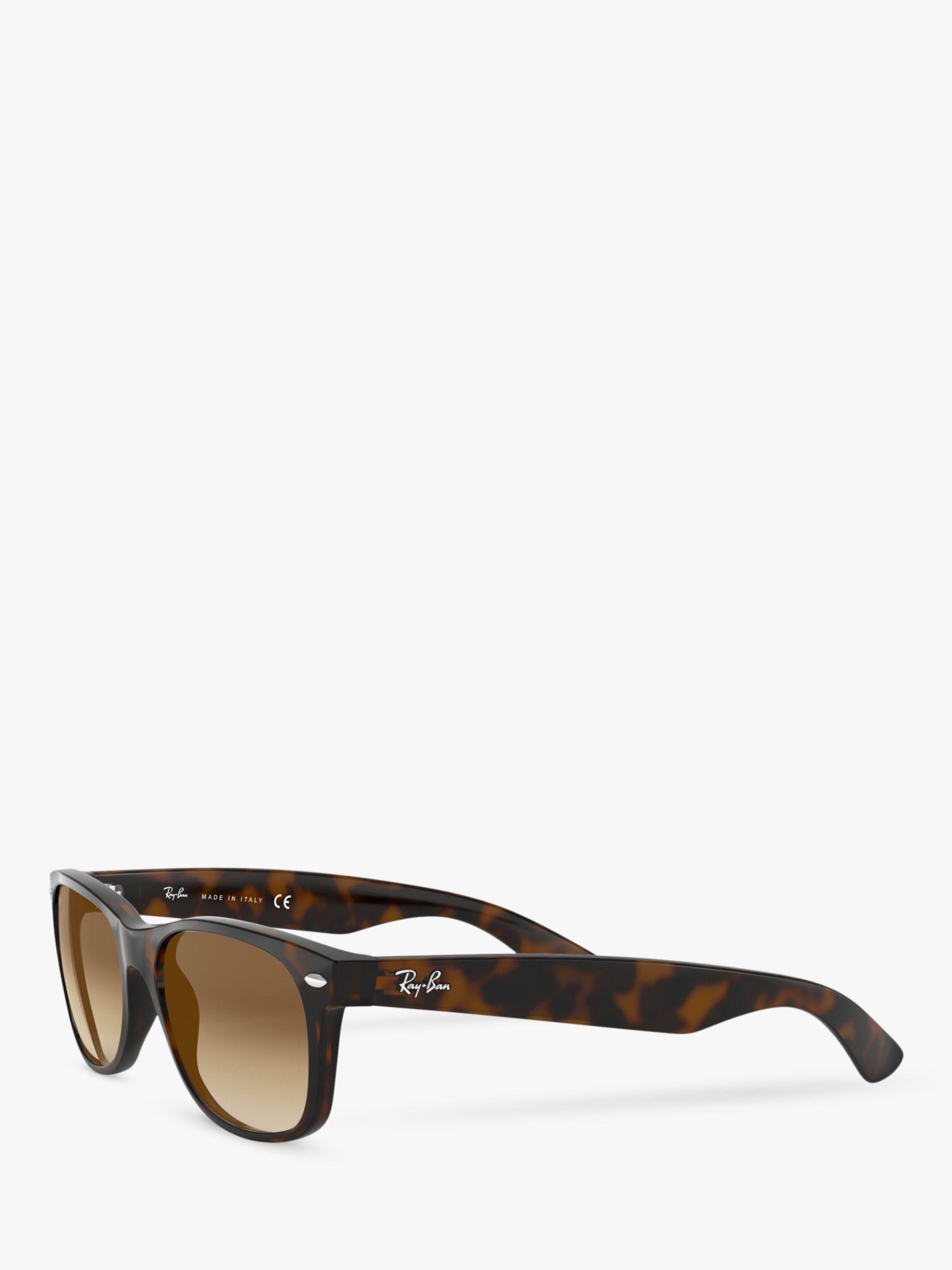 d0e193d572 Ray-Ban Rb2132 Men s New Wayfarer Square Sunglasses for Men - Lyst