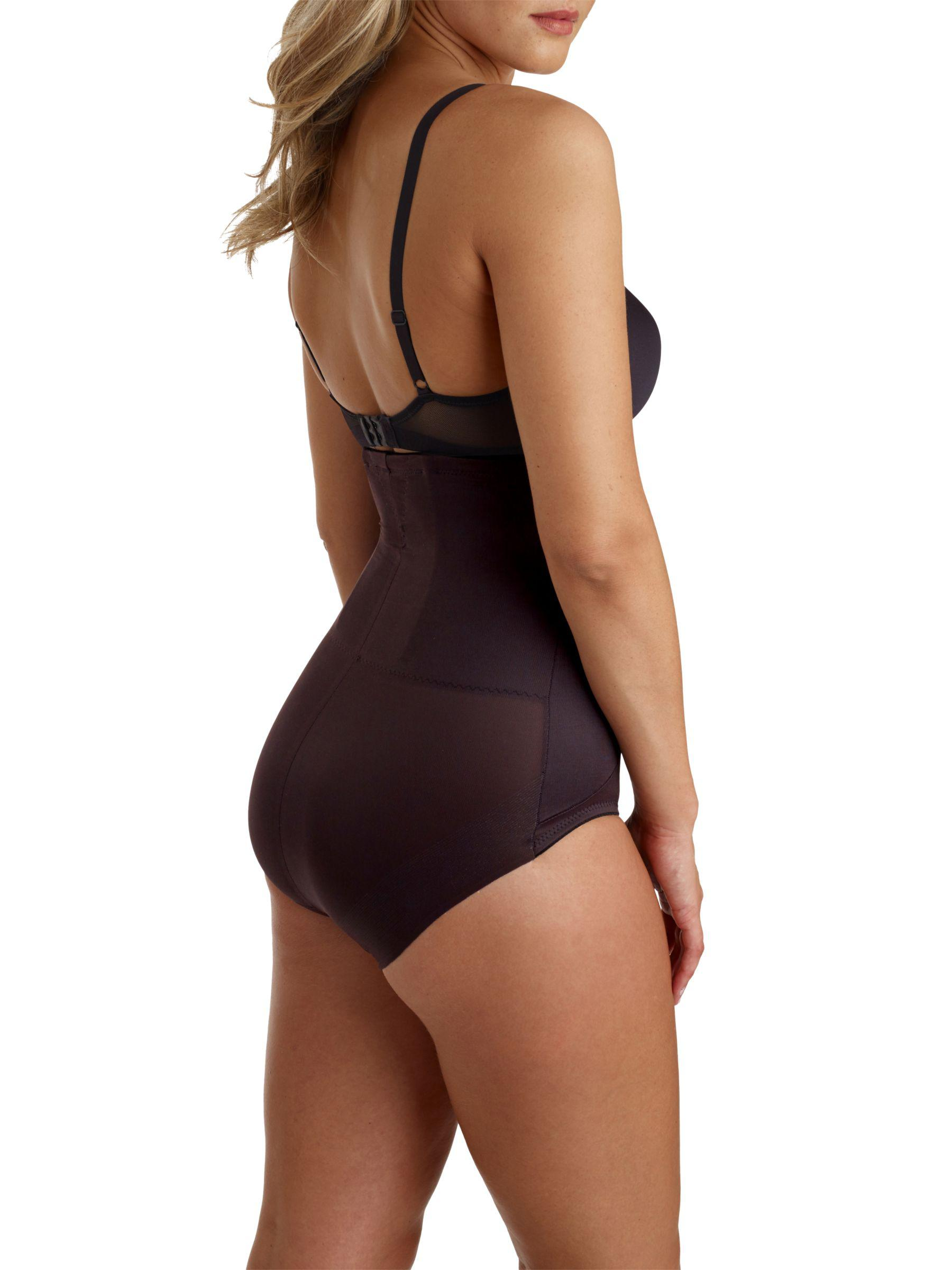 3d06ebc87f Miraclesuit Extra Firm Control High Waist Briefs in Black - Lyst