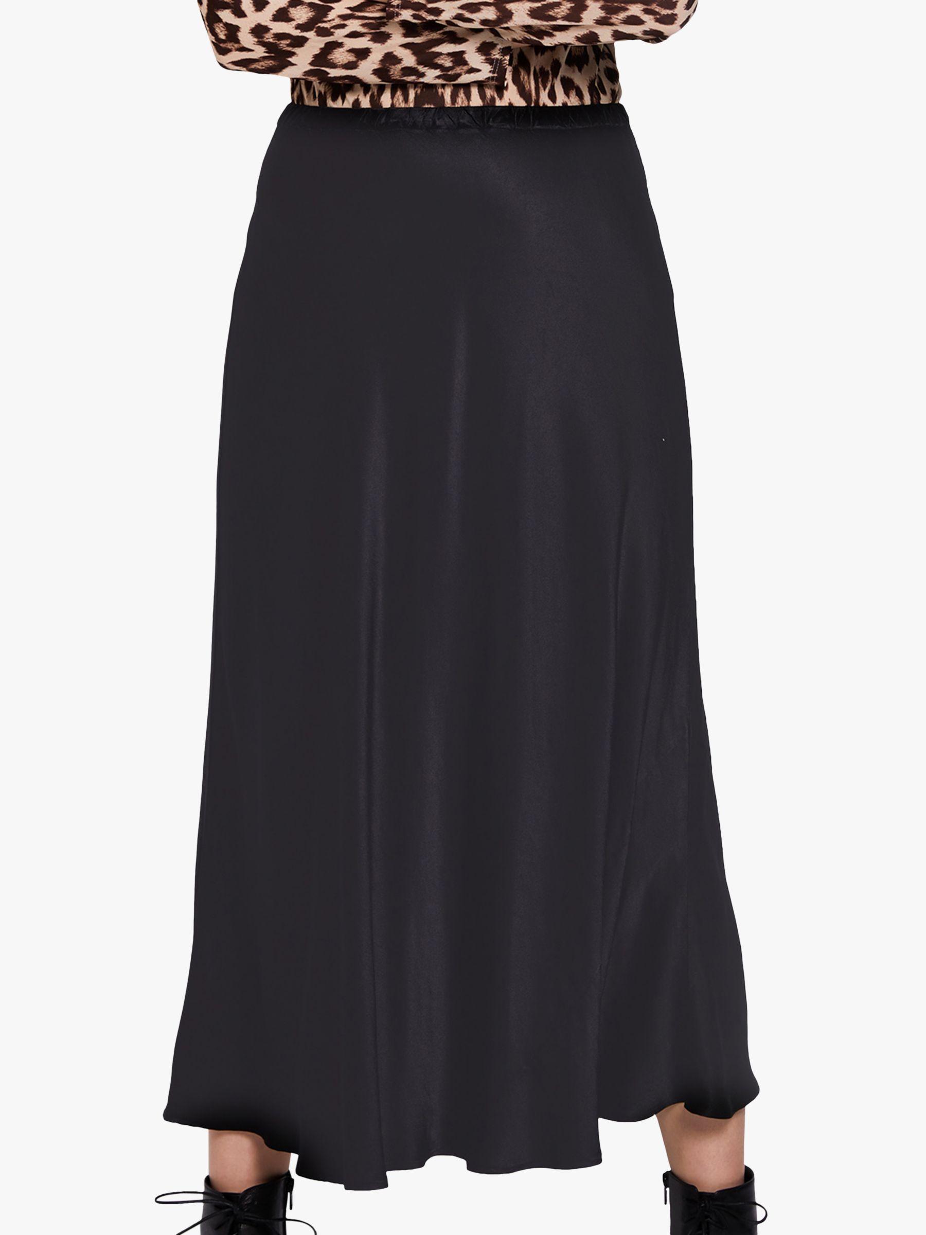 af99740f98 Ghost - Black Chelsea Midi Skirt - Lyst. View fullscreen