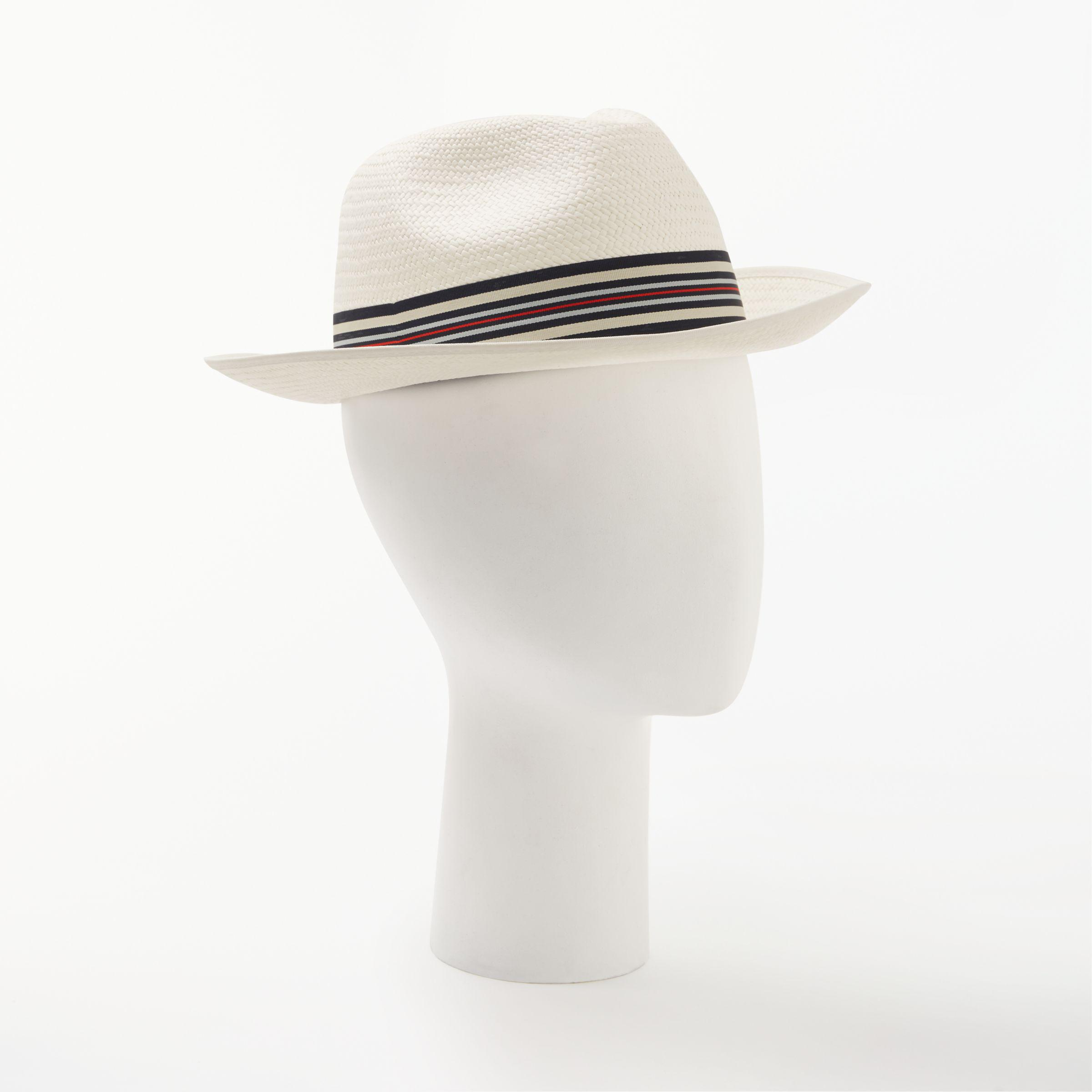 8f699e7a Christys' John Lewis Wide Brim Exclusive Classic Panama Hat in ...