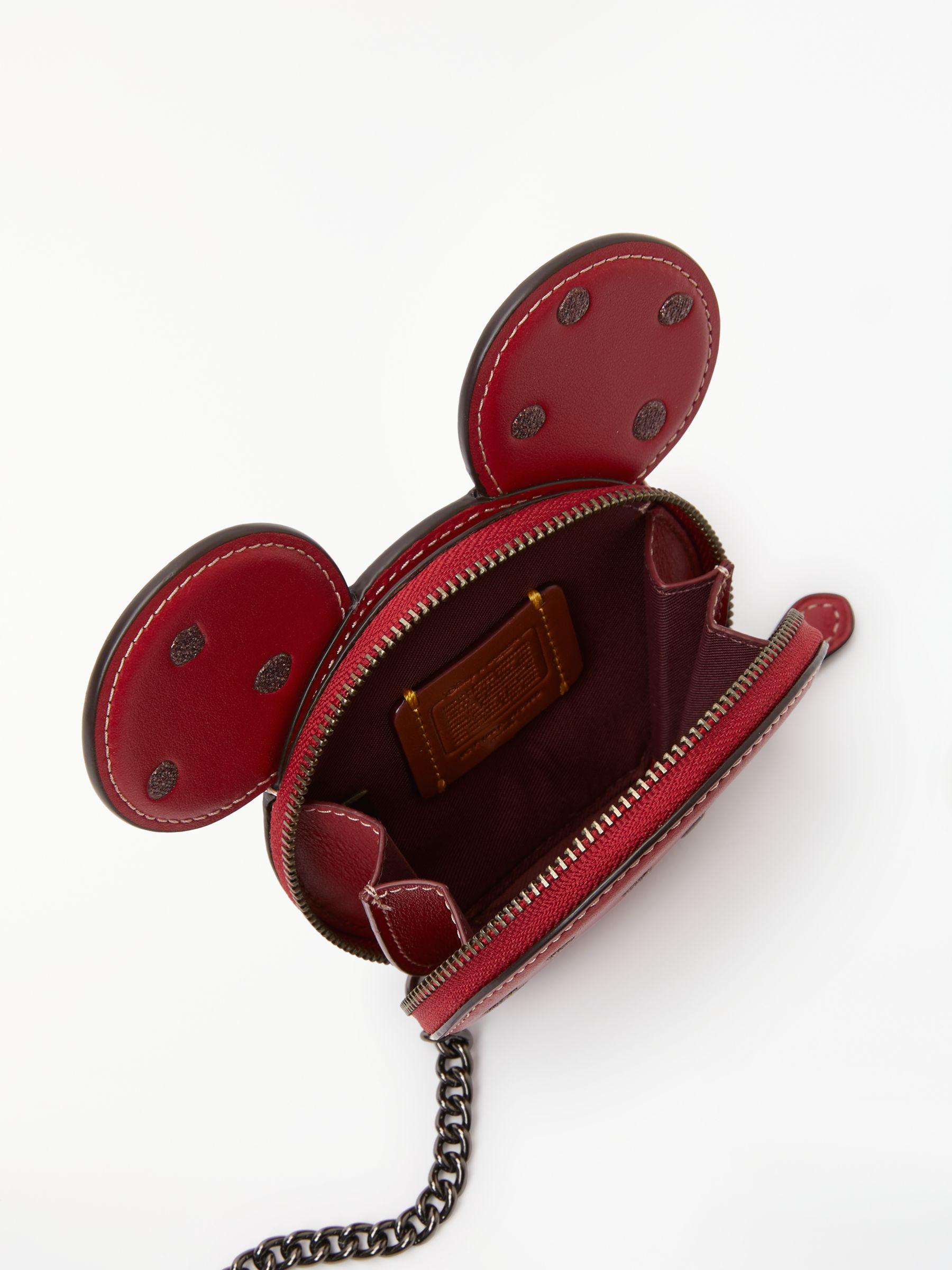 competitive price db3a2 5c57c Coach Minnie Mouse Coin Purse - Best Image Home In Ccdbb.Org