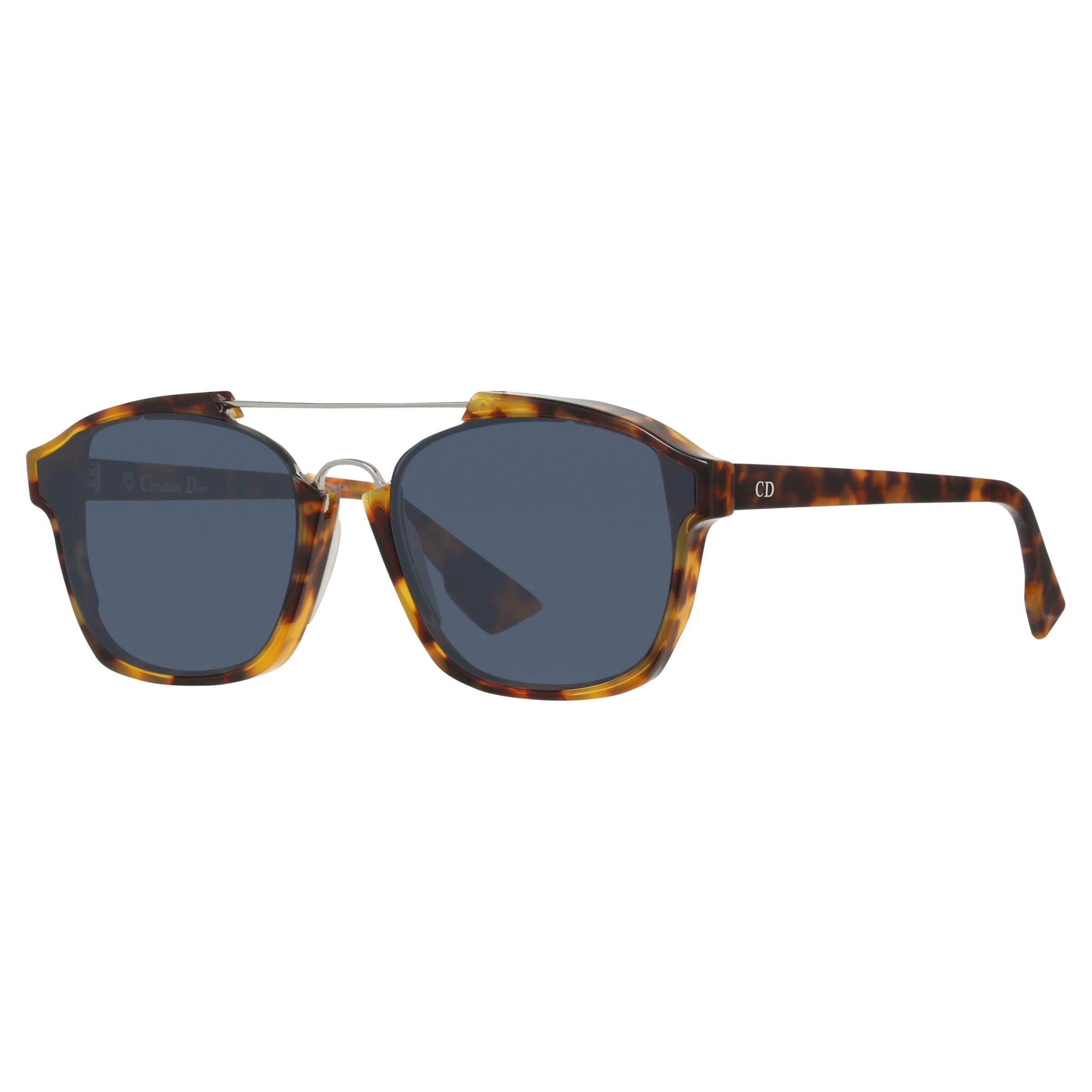 b52d26286d Dior. Blue Women s Abstract Rectangular Sunglasses. £350 From John Lewis  and Partners