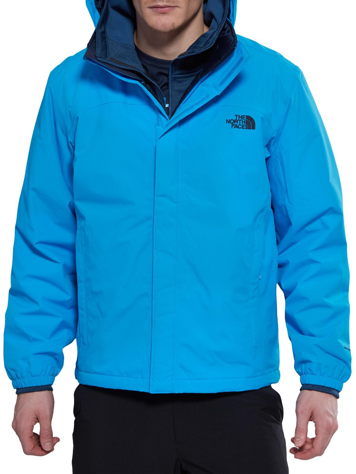 The North Face Synthetic Resolve Insulated Men's Jacket in Blue for Men