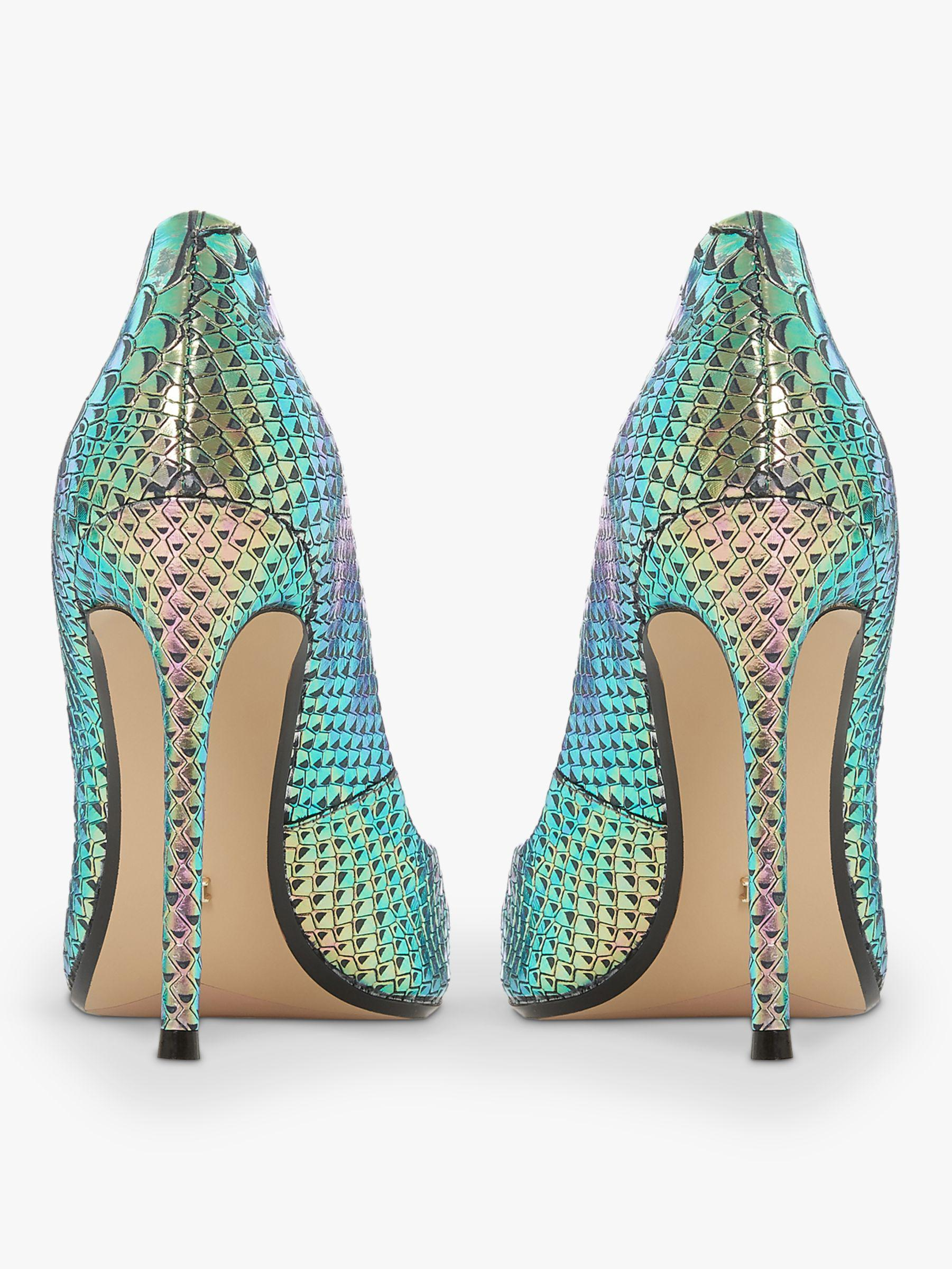 093cc065485 Dune Banksy Stiletto Heel Court Shoes - Lyst
