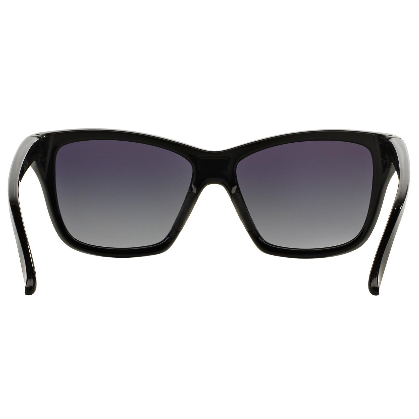 Oakley Oo9298 Polarised Square Sunglasses in Black