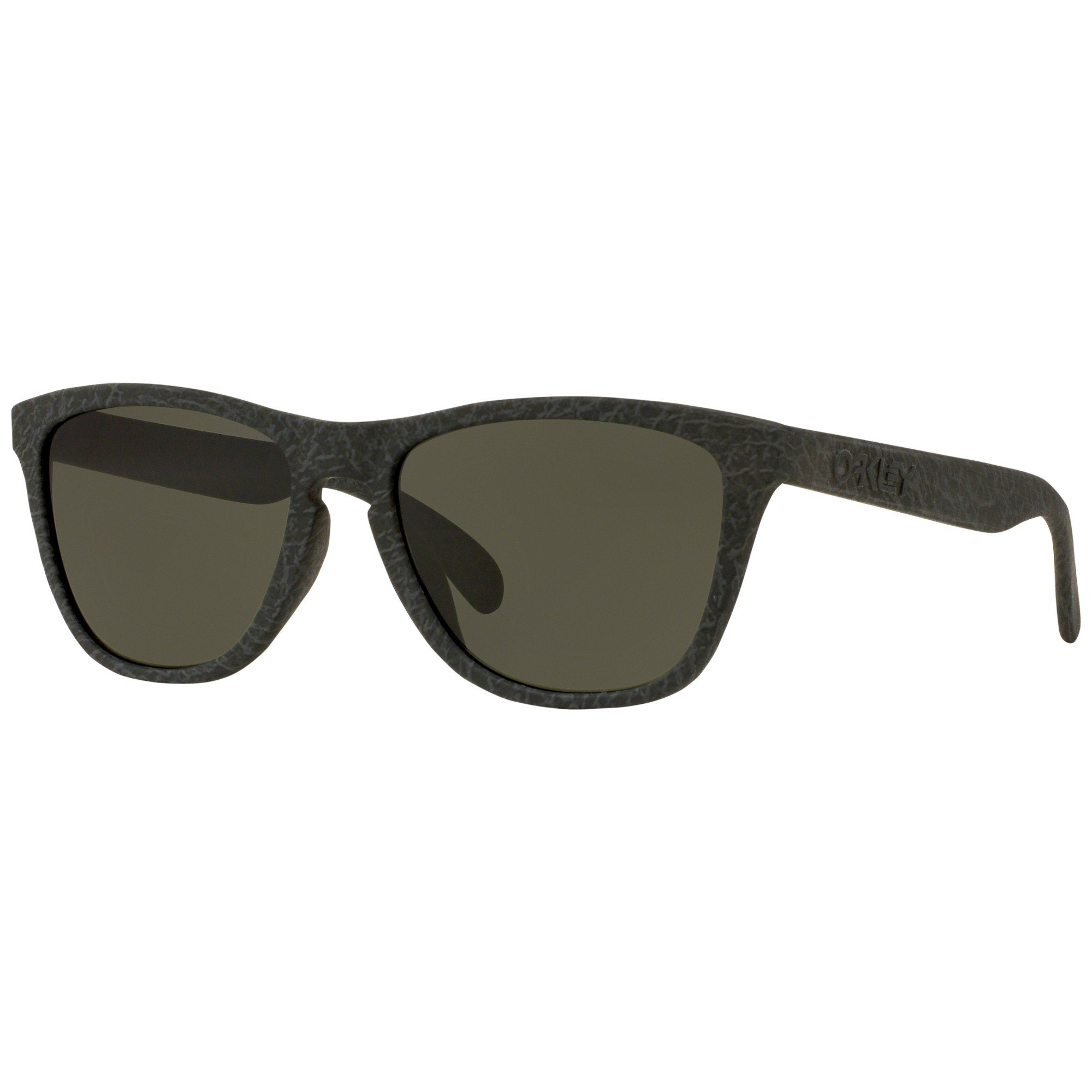Oakley Oo9013 Frogskins Square Sunglasses in Charcoal (Black)