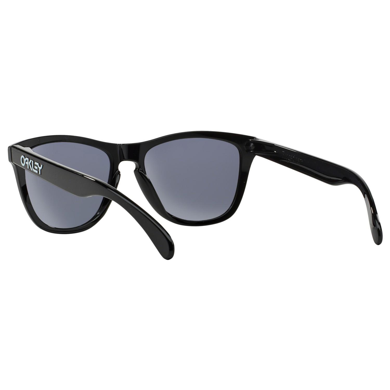 Oakley Oo9013 Frogskins Square Sunglasses in Black/Grey (Grey)