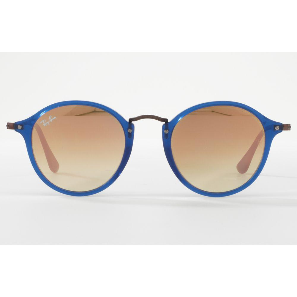 Ray-Ban Rb2447n Oval Sunglasses in Natural