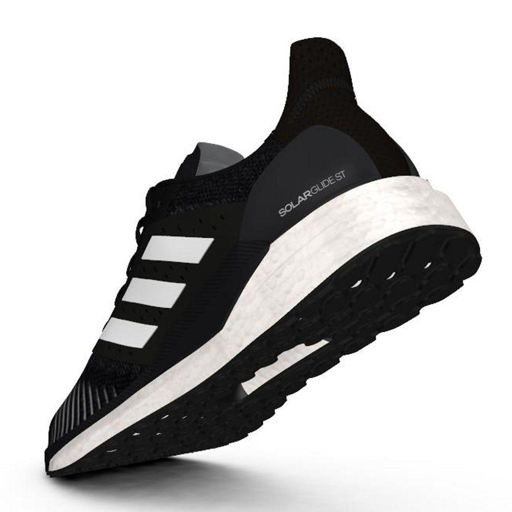 adidas Synthetic Solar Glide Men's Running Shoes in Black for Men