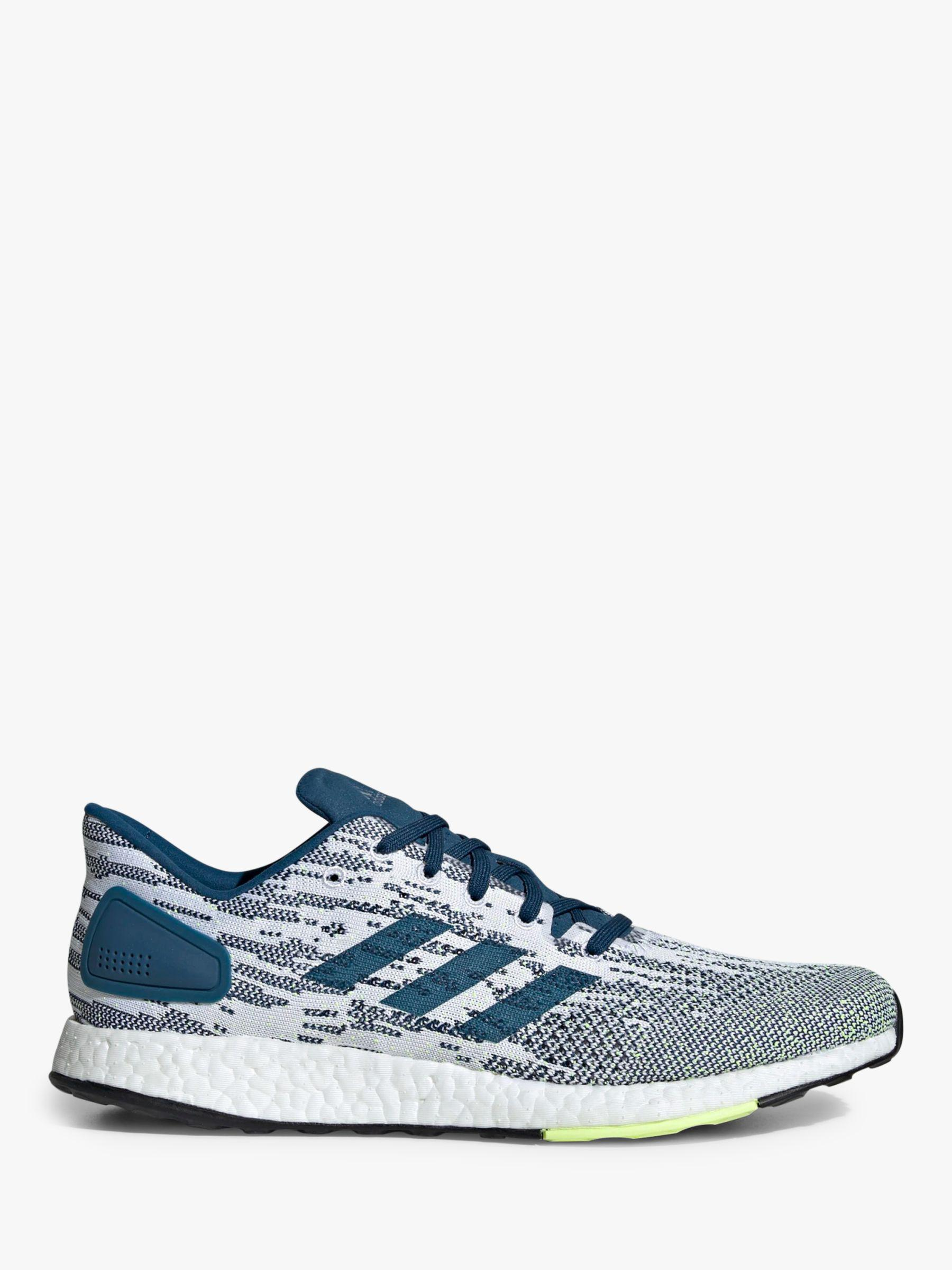 184acc55c572e adidas Pureboost Dpr Men s Running Shoes in Blue for Men - Lyst