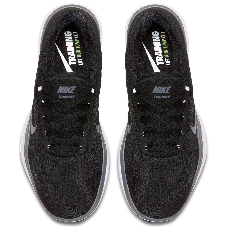 Nike Synthetic Free Trainer V7 Men's Cross Trainers in Black/White (Black) for Men