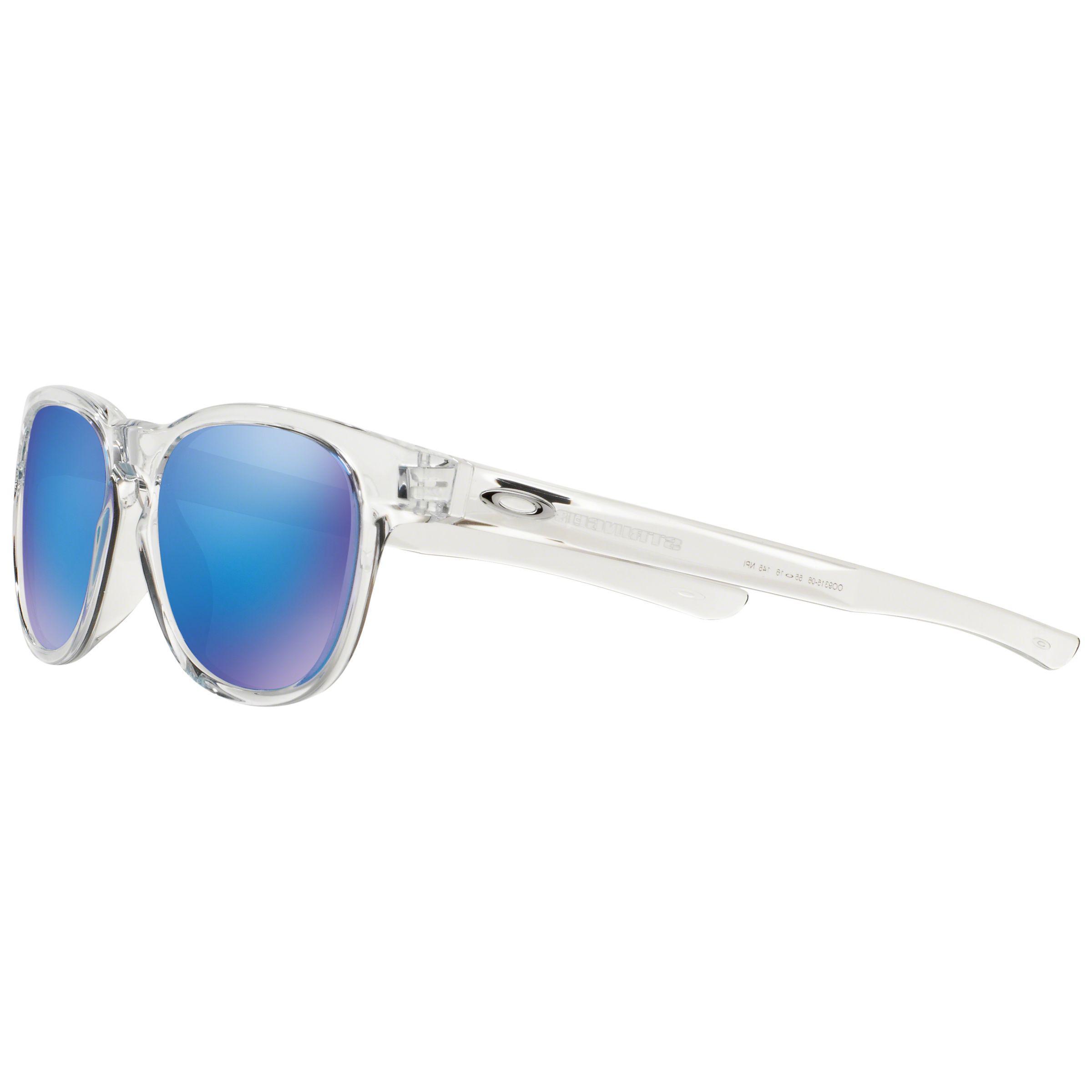 Oakley Oo9315 Men's Stringer Oval Sunglasses in Blue for Men