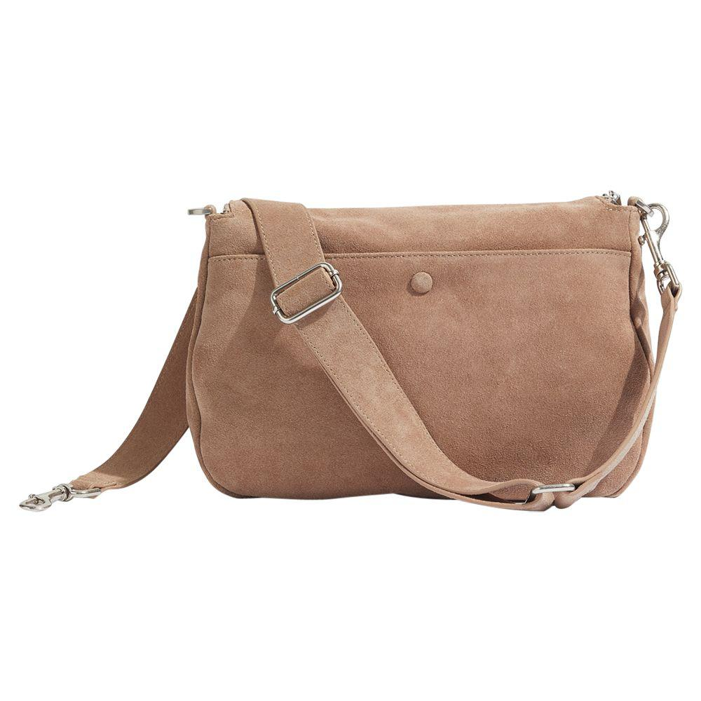 Jigsaw Nico Suede Cross Body Bag