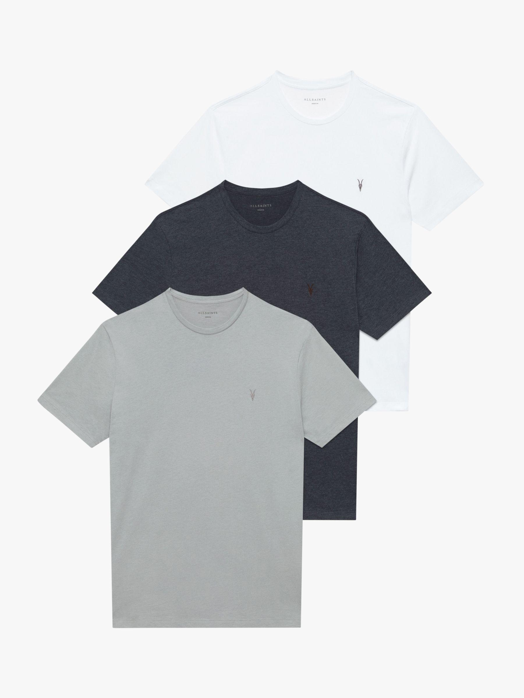 6fc7b4fd8 AllSaints Brace Tonic Crew Neck T-shirt for Men - Lyst