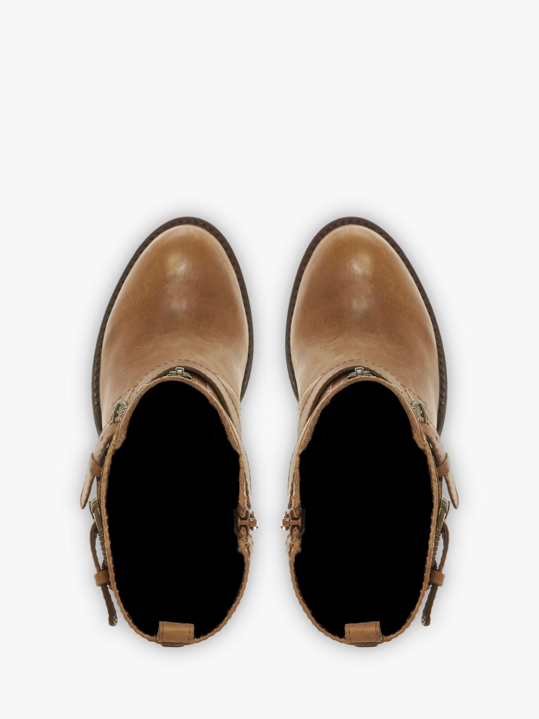 f4f6665490f Steve Madden - Brown Yens Calf Boots - Lyst. View fullscreen