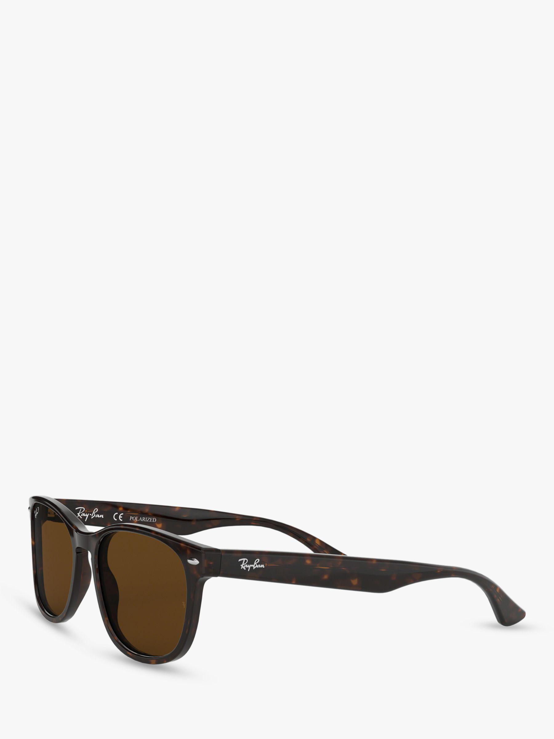 ce444c15b4 Ray-Ban - Brown Rb2184 Women s Polarised Square Sunglasses - Lyst. View  fullscreen