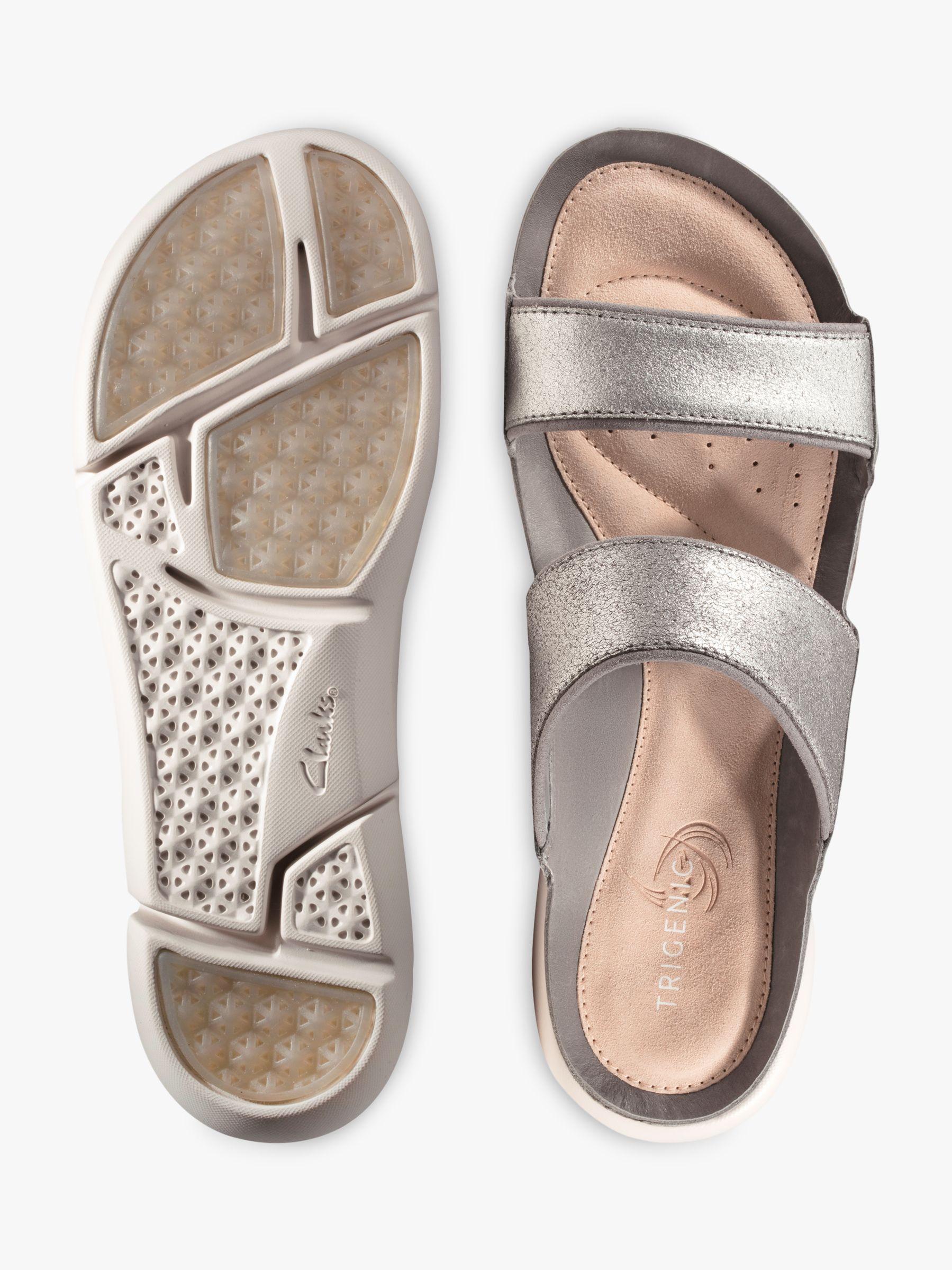 Ladies Clarks Casual Trigenic Mule Sandals /'Tri Sara/'