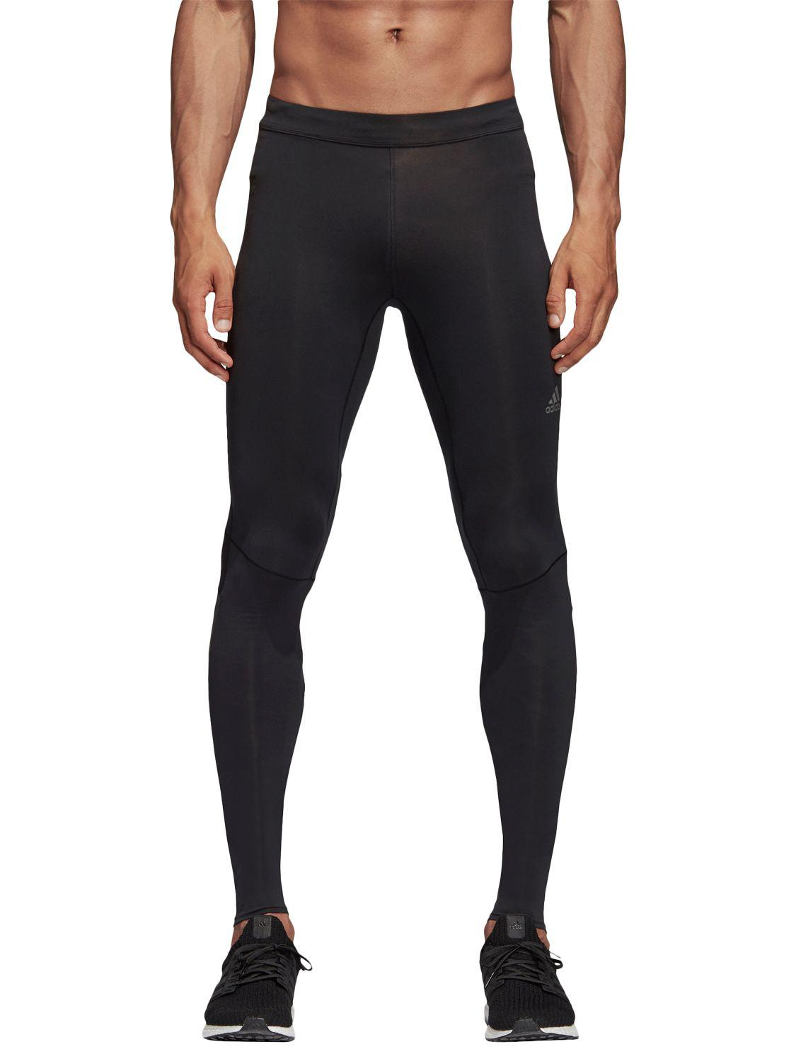 fc8e2b8a0e87d adidas Supernova Running Leggings in Black for Men - Lyst