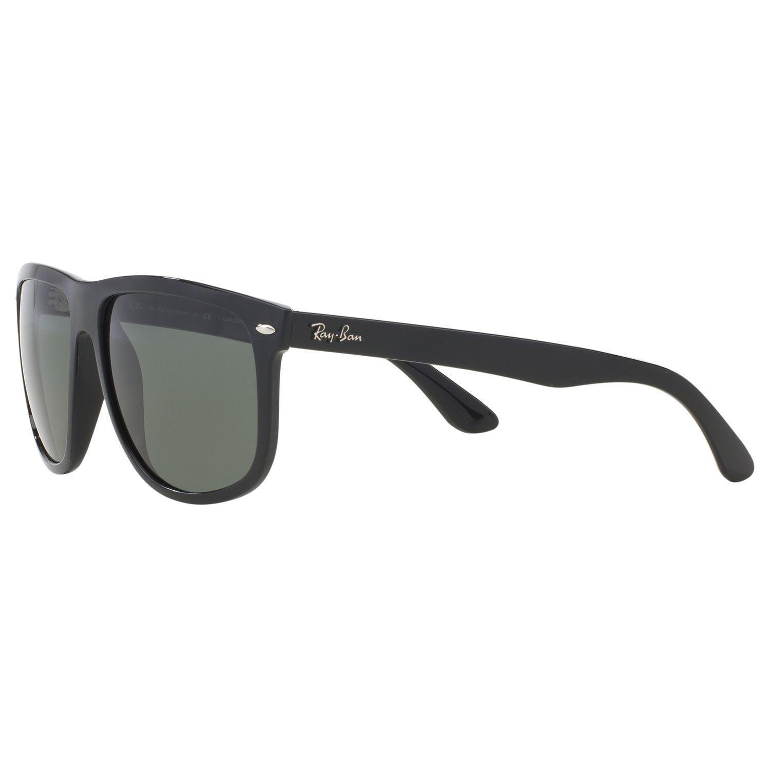 Ray-Ban Rb4147 Polarised Square Sunglasses in Black for Men