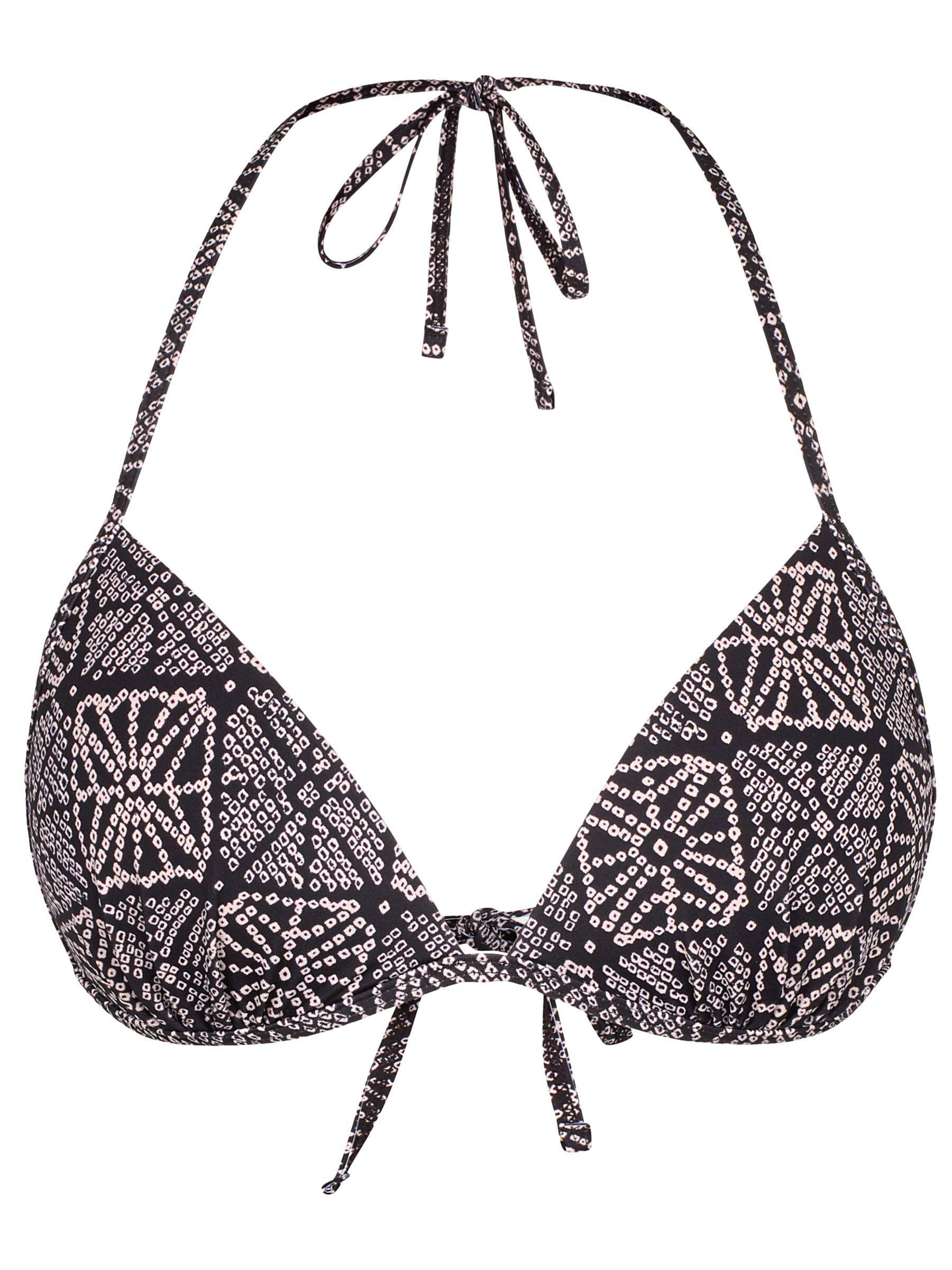 ab2f9368e7 John Lewis Fat Face Sea Star Moulded Bikini Top - Lyst