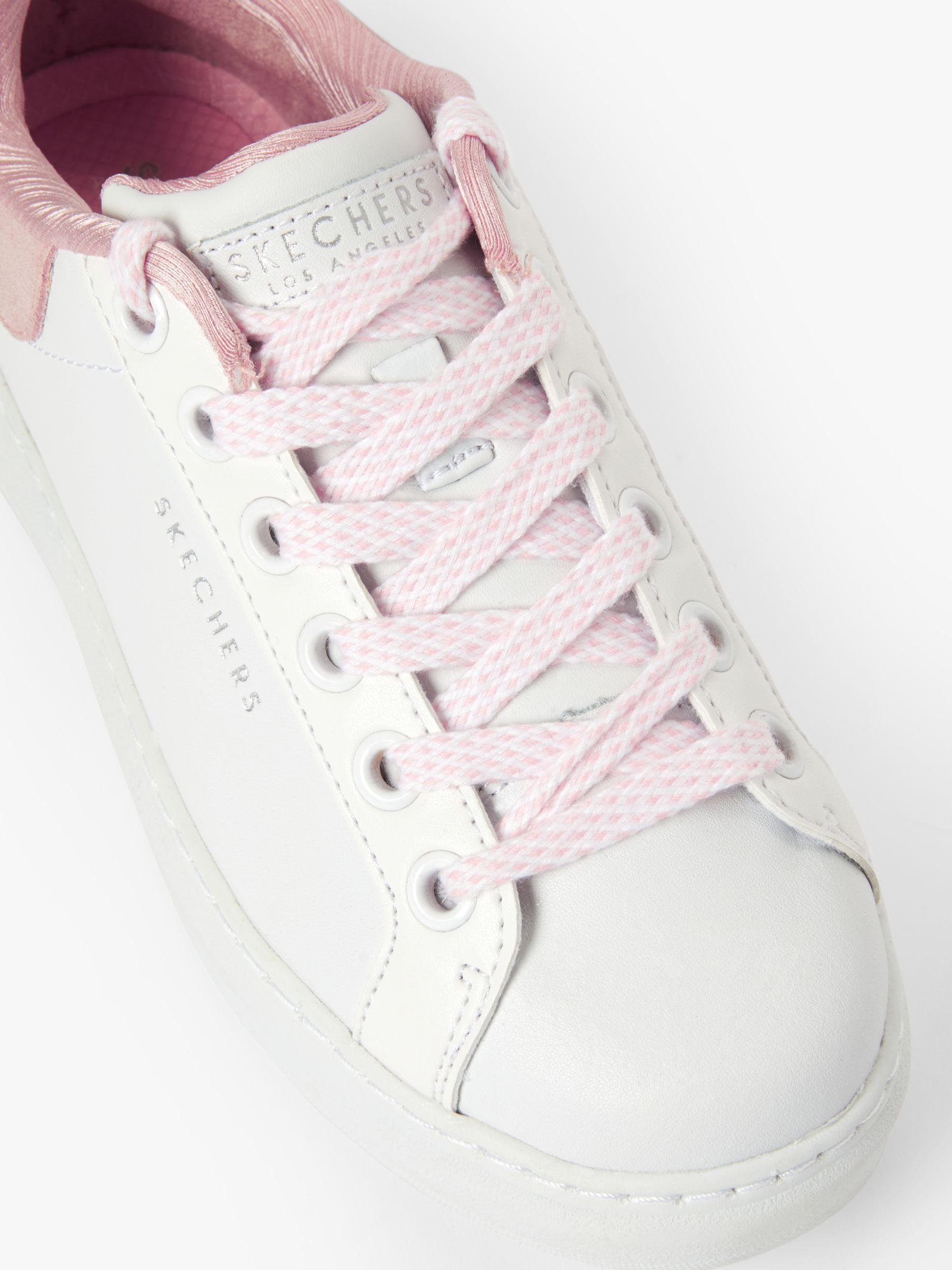 Skechers Leather High Street Lace Up
