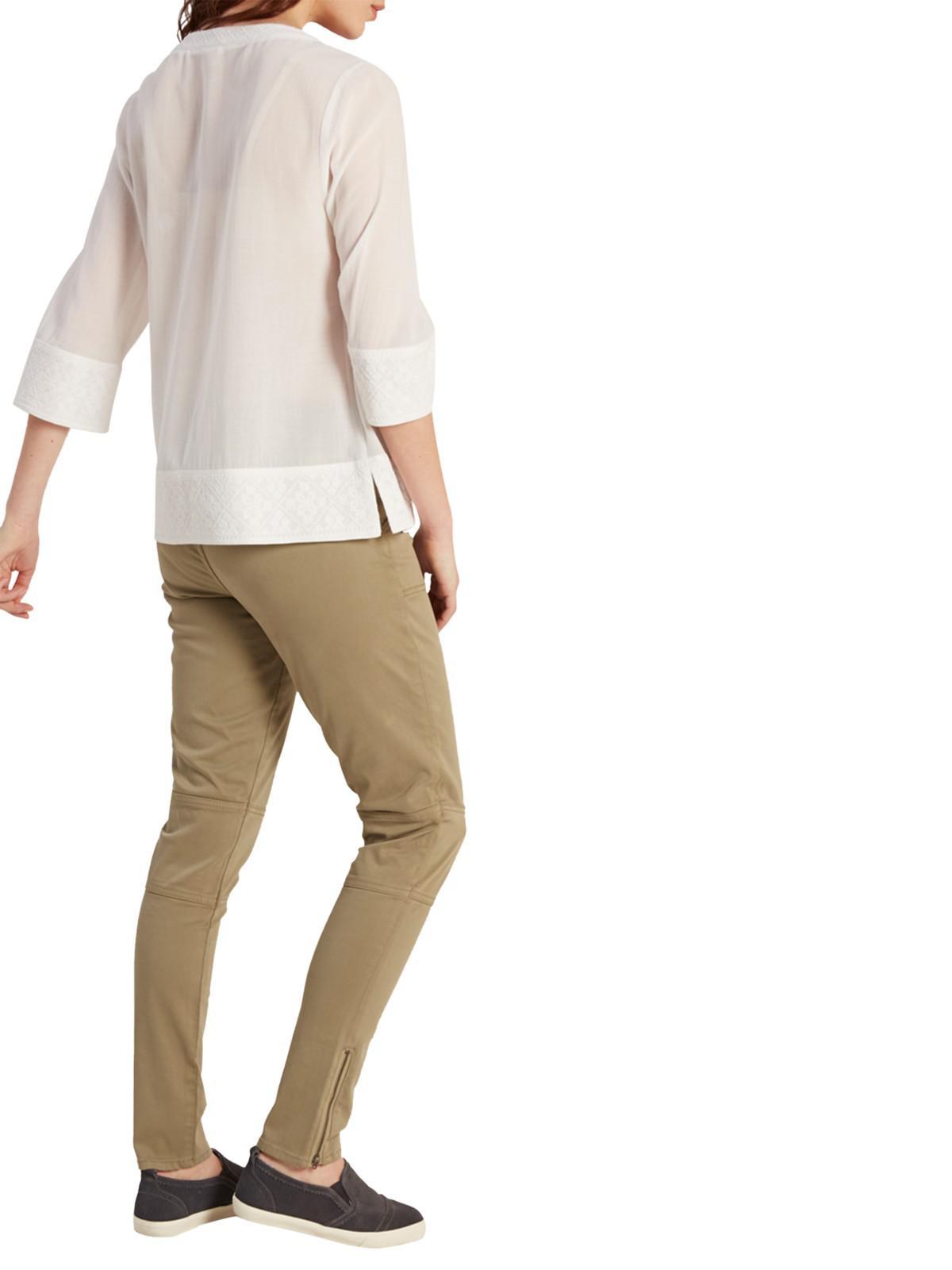White Stuff Denim Super Soft Skinny Cargo Jeans