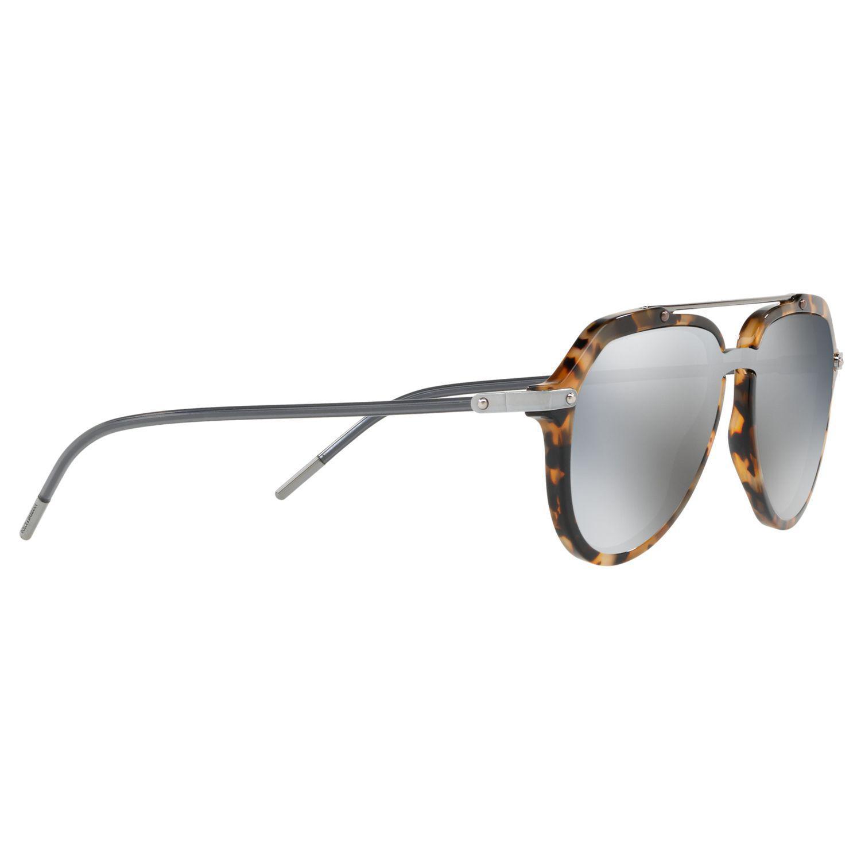 05ceeeac425ea Dolce   Gabbana - Multicolor Dg433022 Men s Aviator Sunglasses for Men -  Lyst. View fullscreen