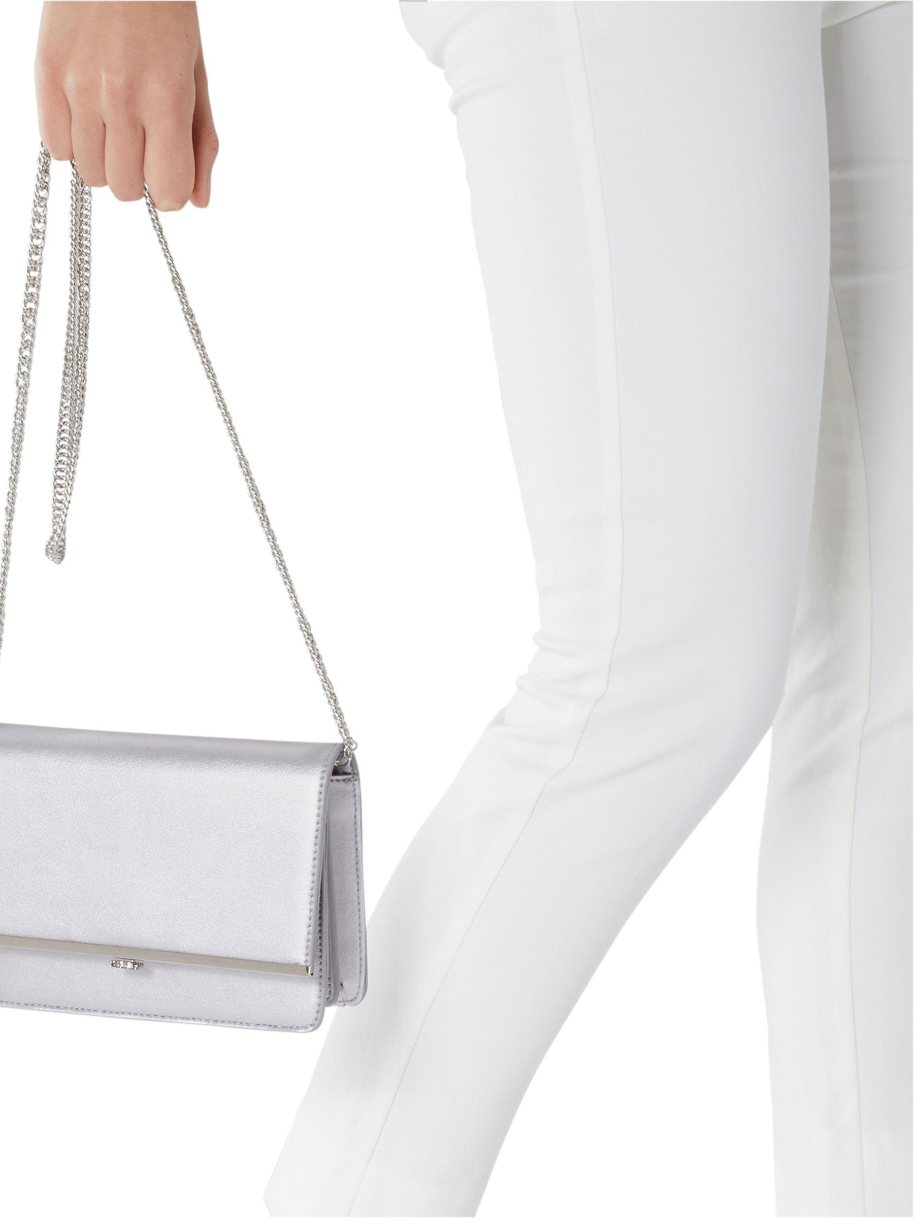 Coast Lydia Cross Body Bag in White