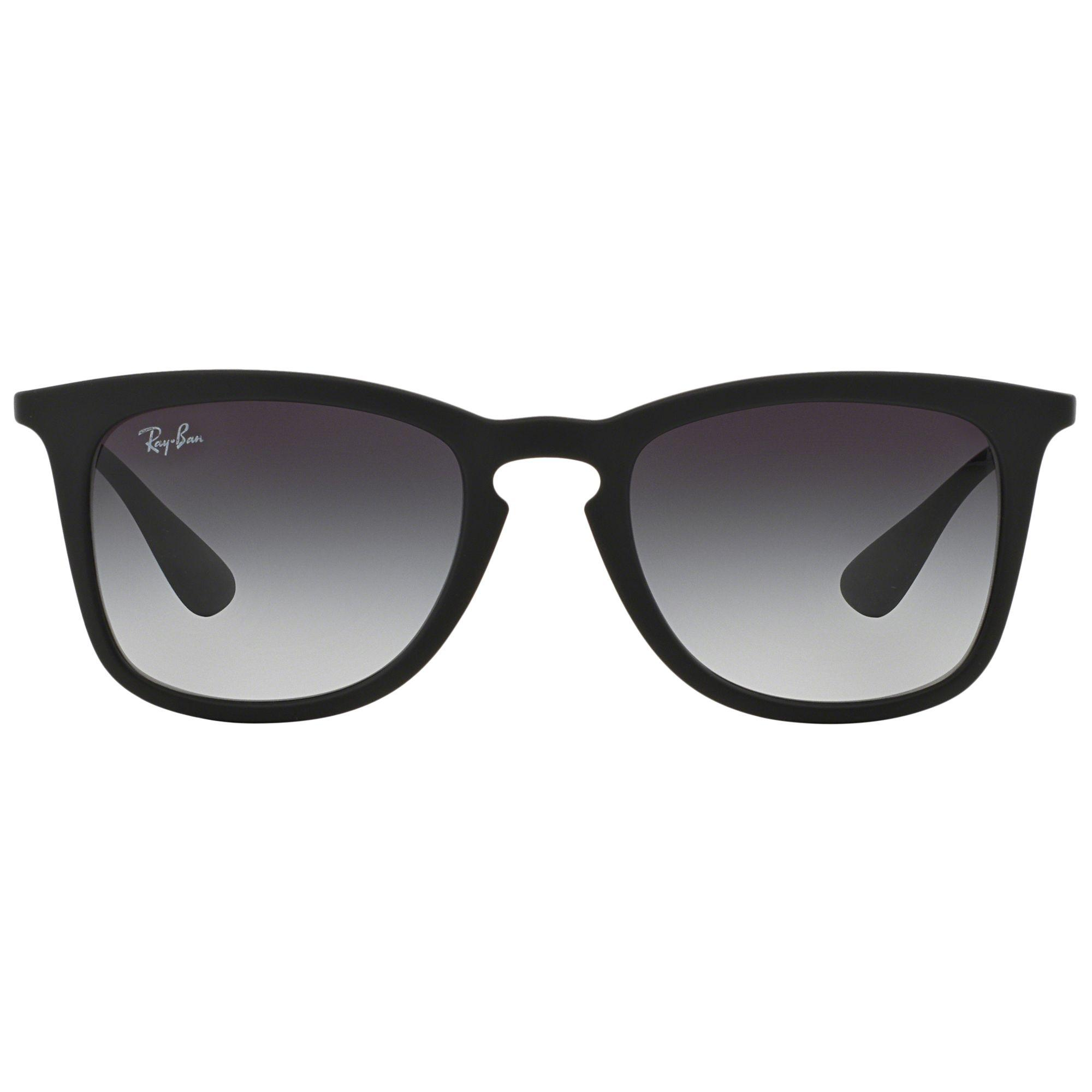 Ray-Ban Rb4221 Square Framed Sunglasses in Black