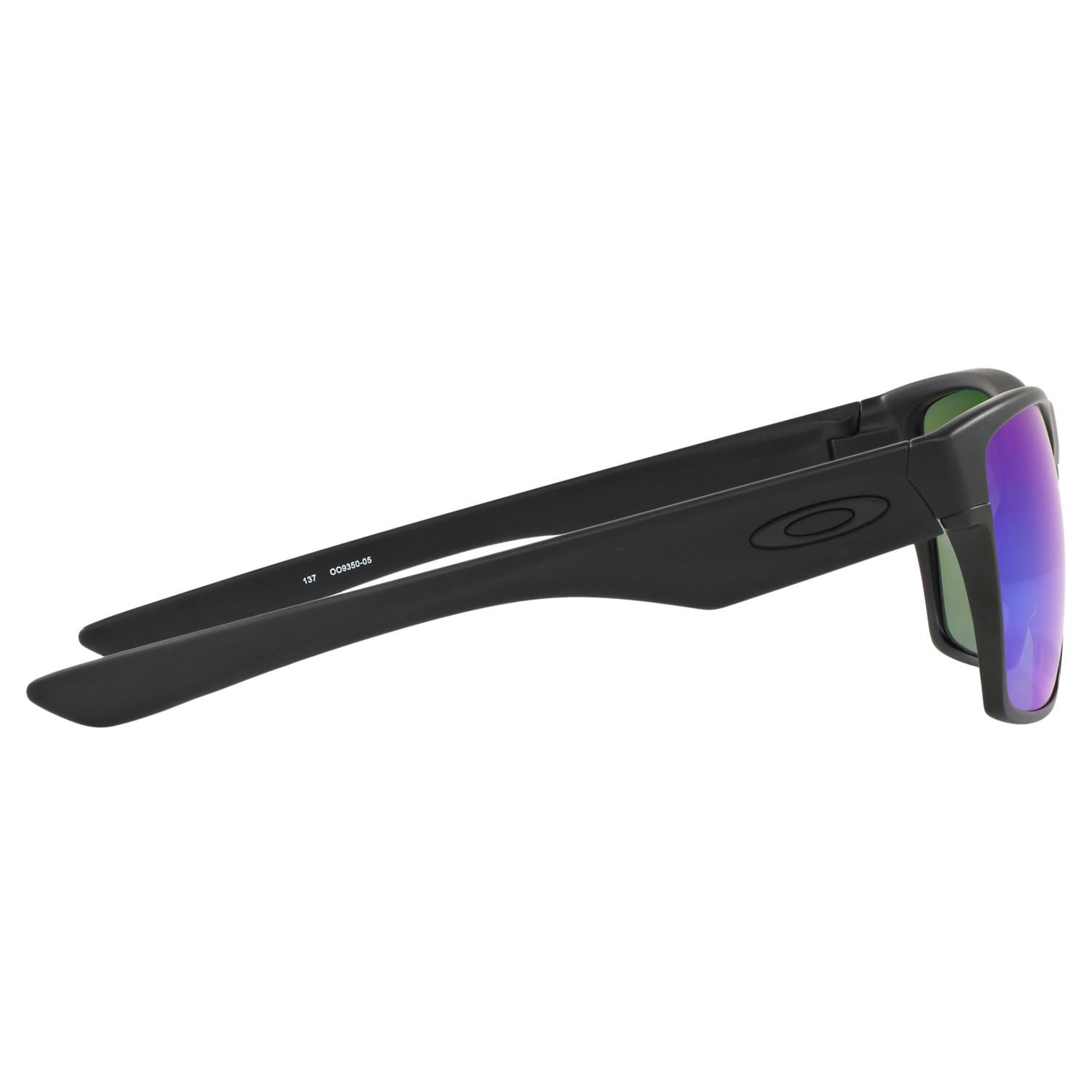 05c2b91d07 Oakley Oo9350 Two Face Xl Polarised Square Sunglasses for Men - Lyst