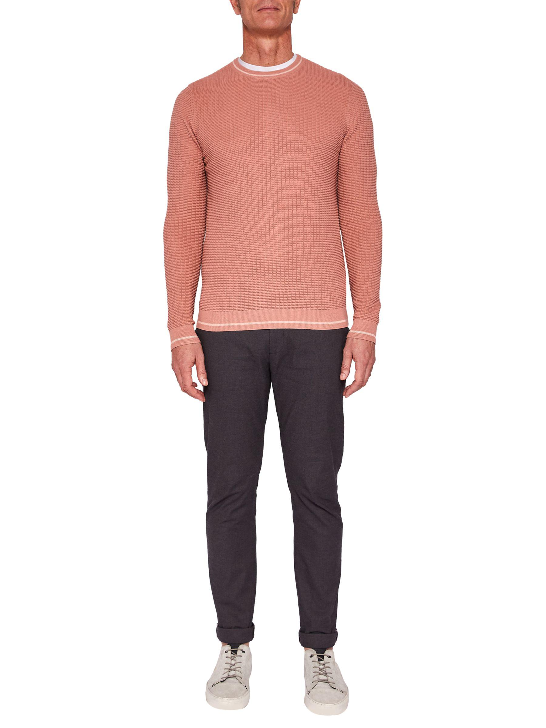 Ted Baker Suede T For Tall Holldet Slim Fit Trousers for Men