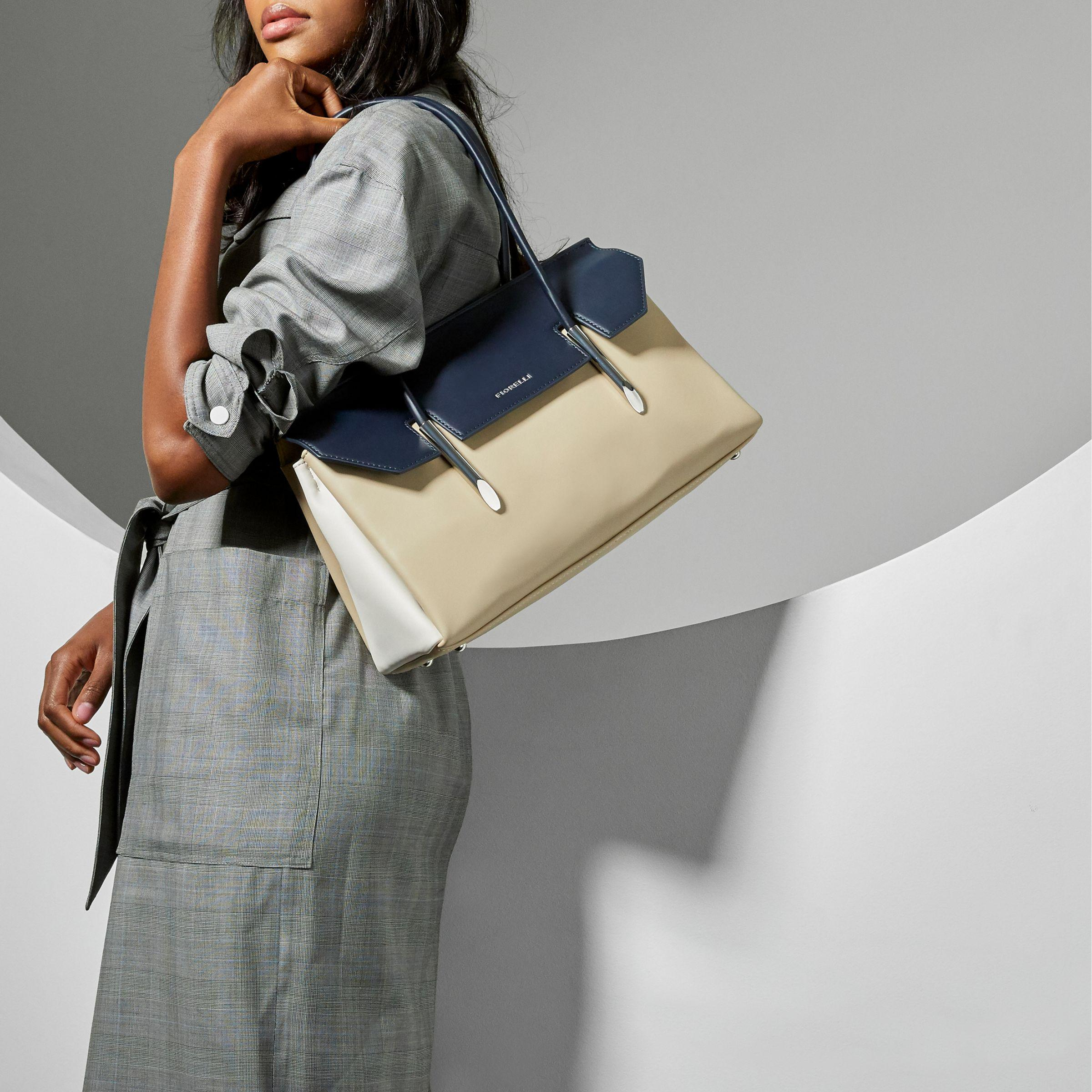 Fiorelli Synthetic Carlton East/west Tote Bag in Blue