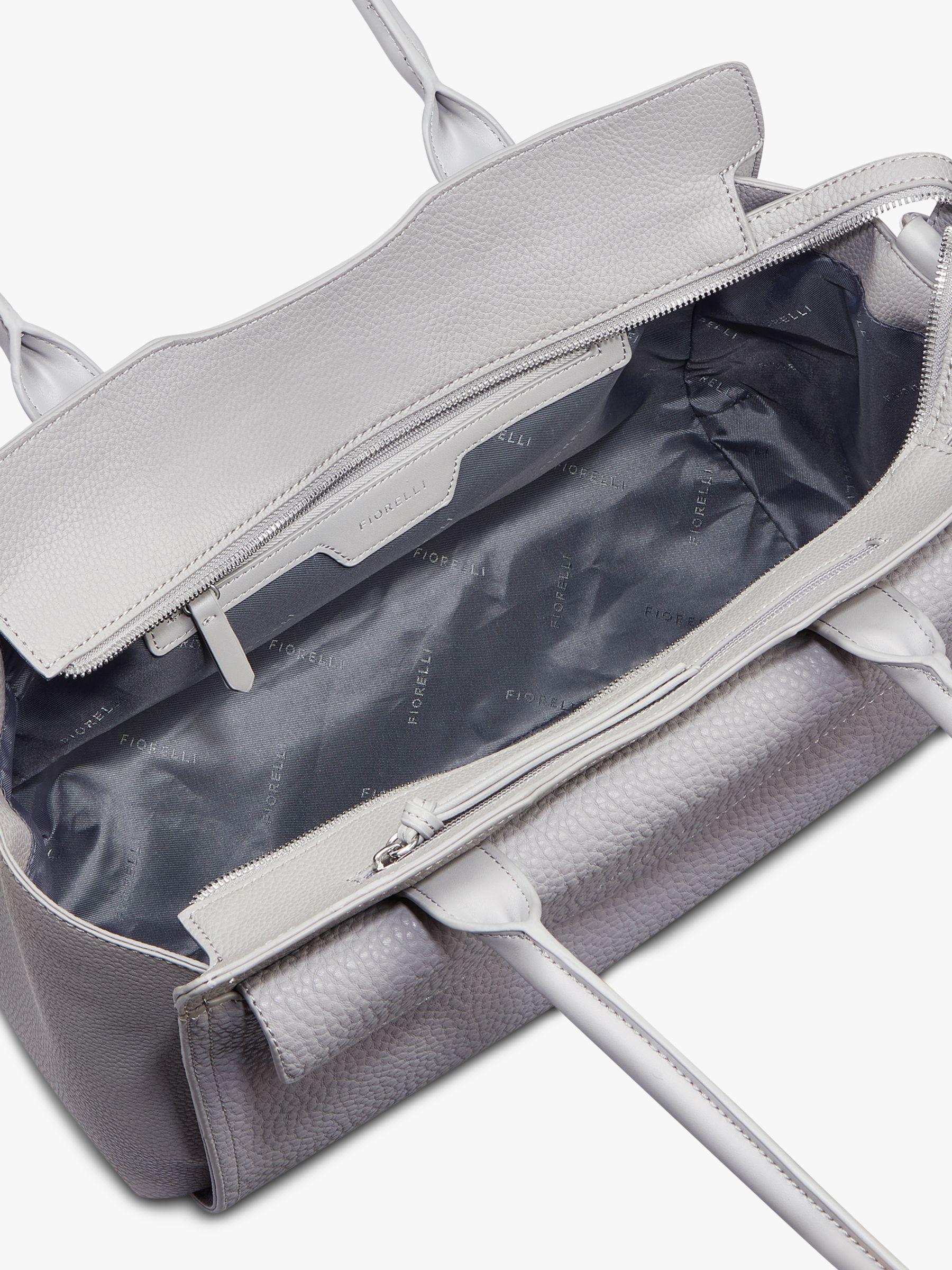 a3e11a3ba750 Fiorelli - Gray Mila Tote Bag - Lyst. View fullscreen