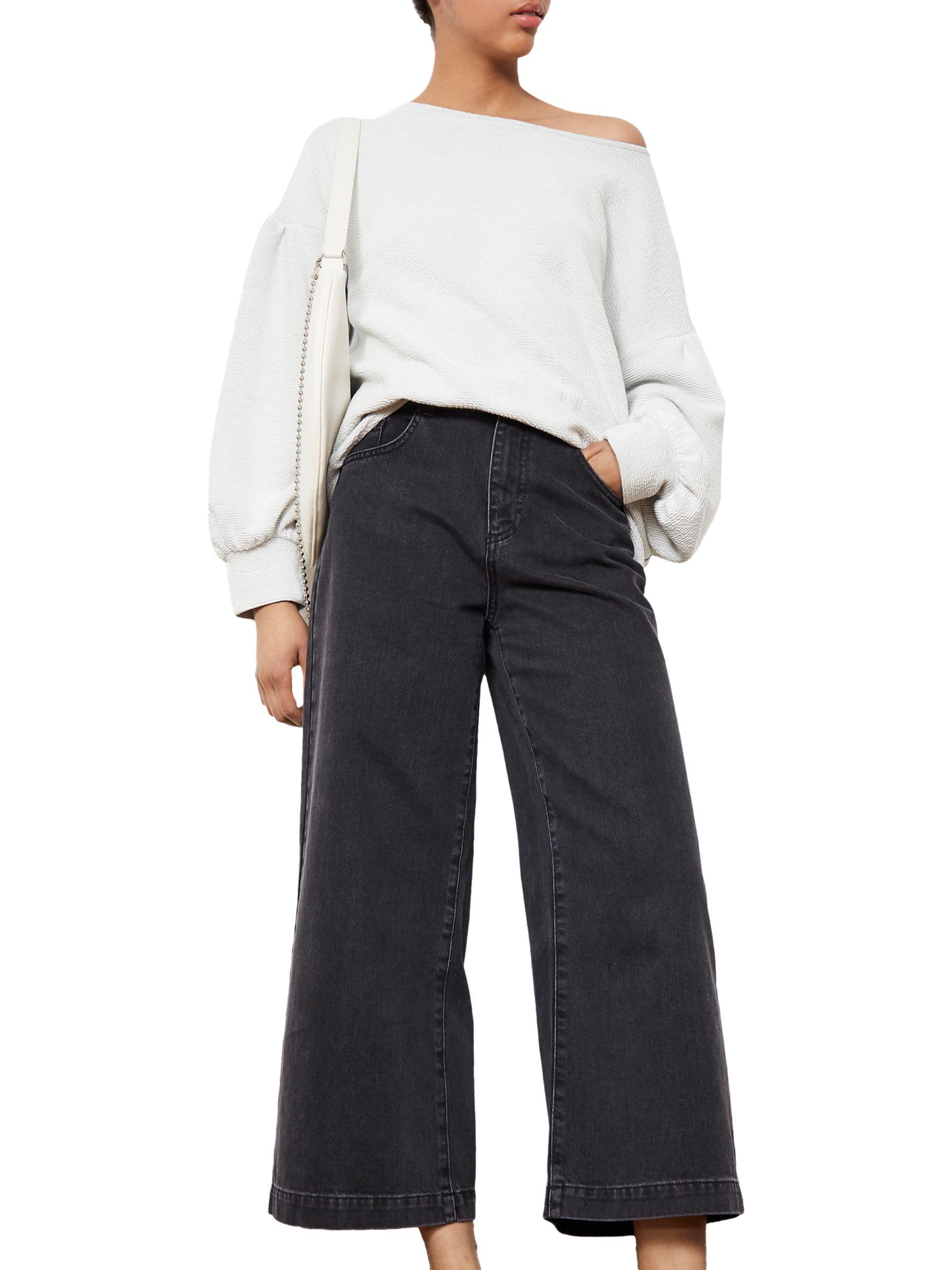 c87e1835de0 French Connection. Women's White Ellen Textured Jumper. £65 £19 From John  Lewis and Partners